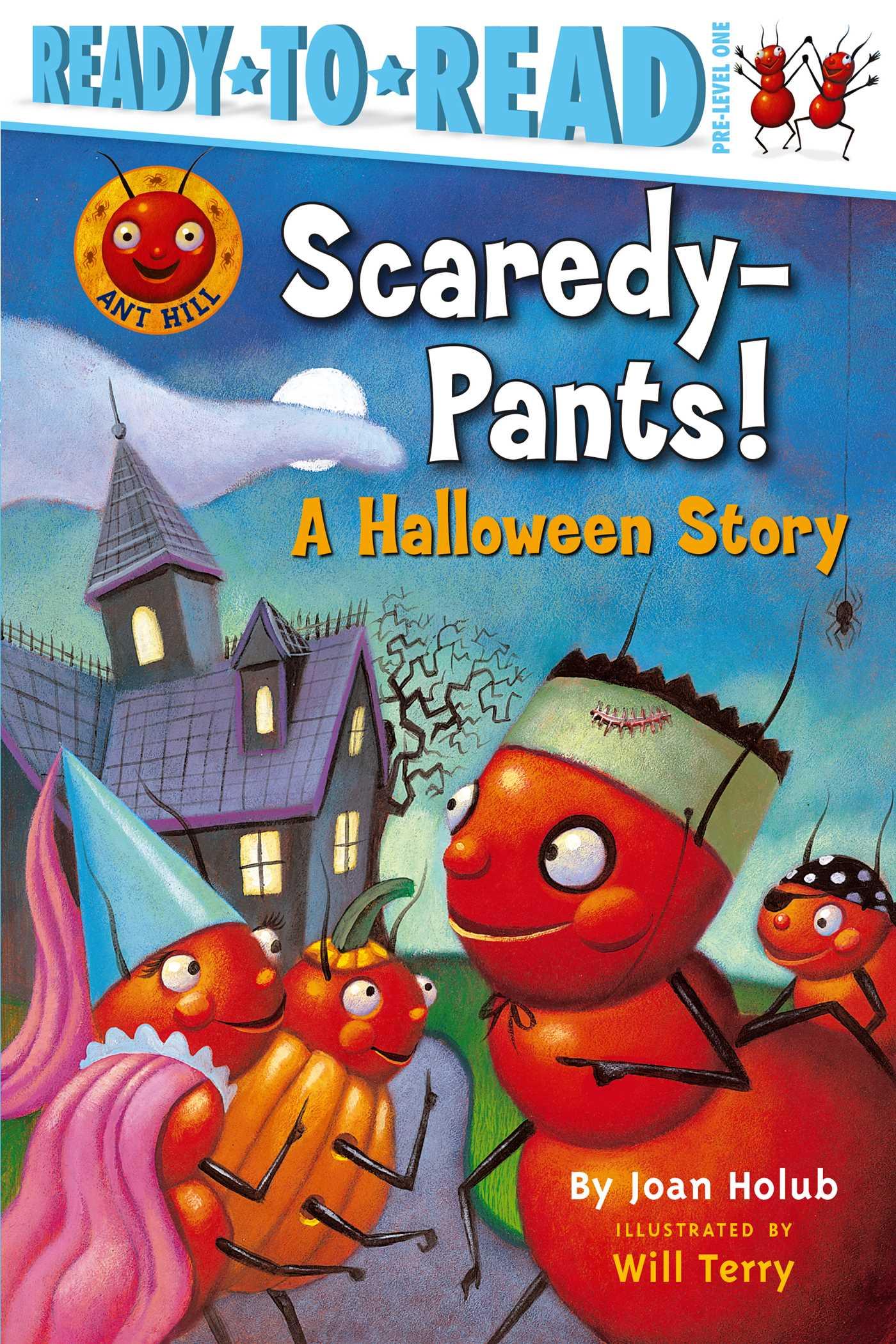 Scaredy pants 9781442426290 hr