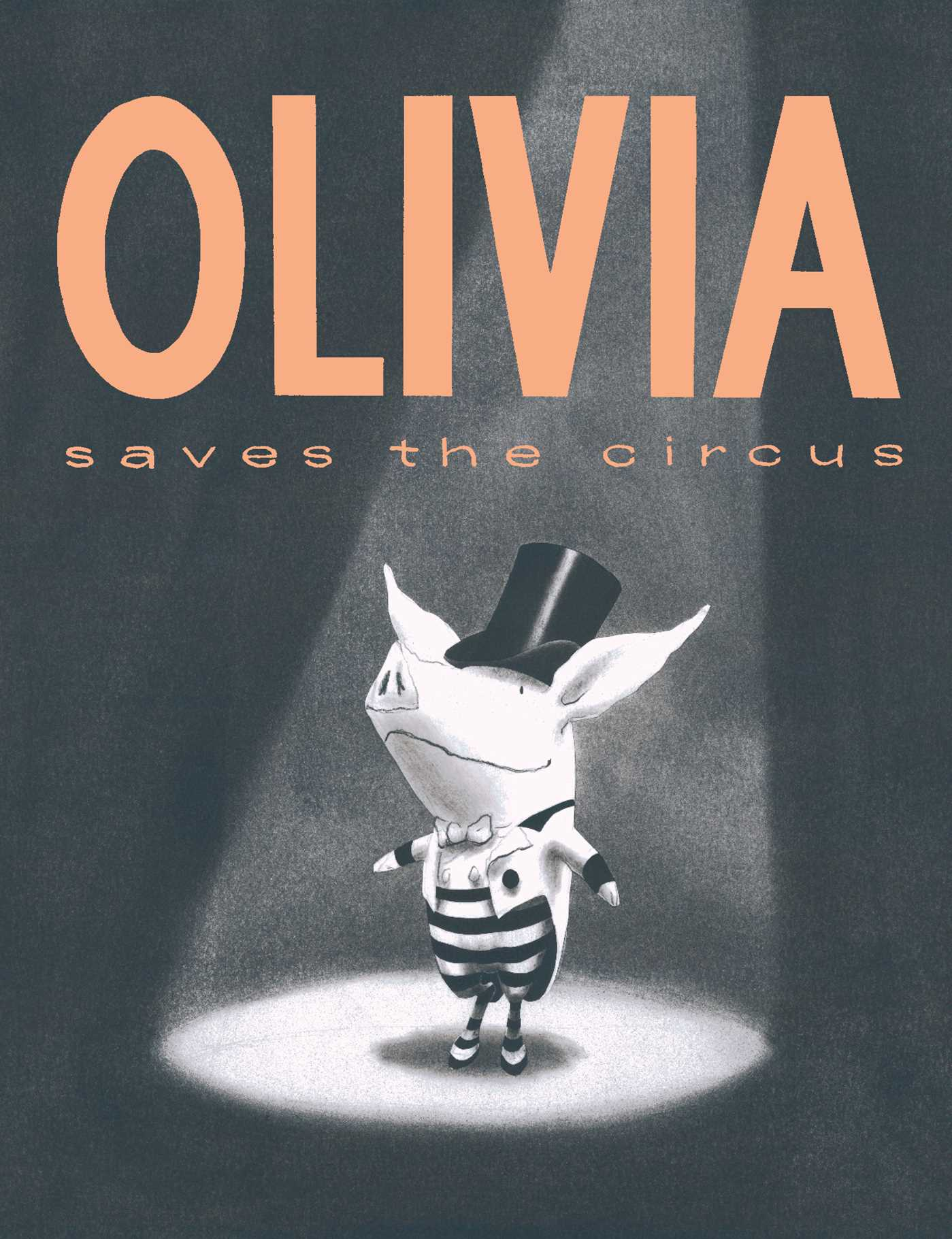 Olivia saves the circus 9781442427334 hr
