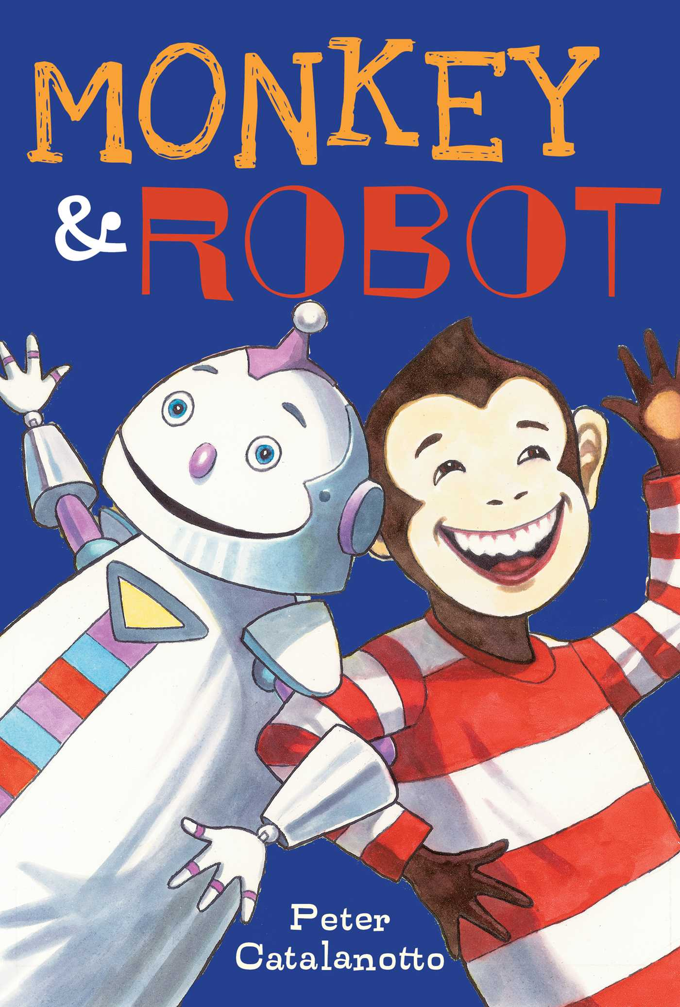 Monkey robot 9781442429796 hr