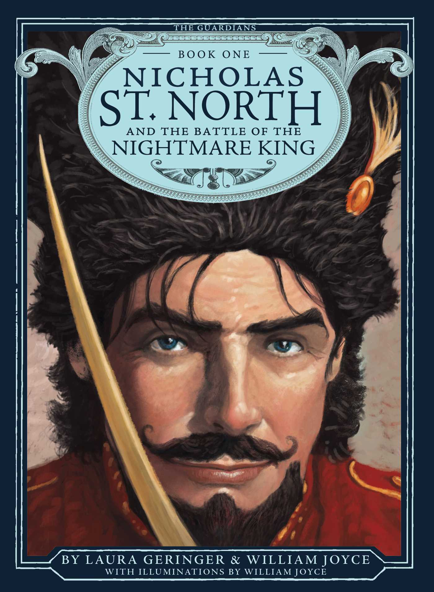 Nicholas st north and the battle of the nightmare king 9781442430495 hr