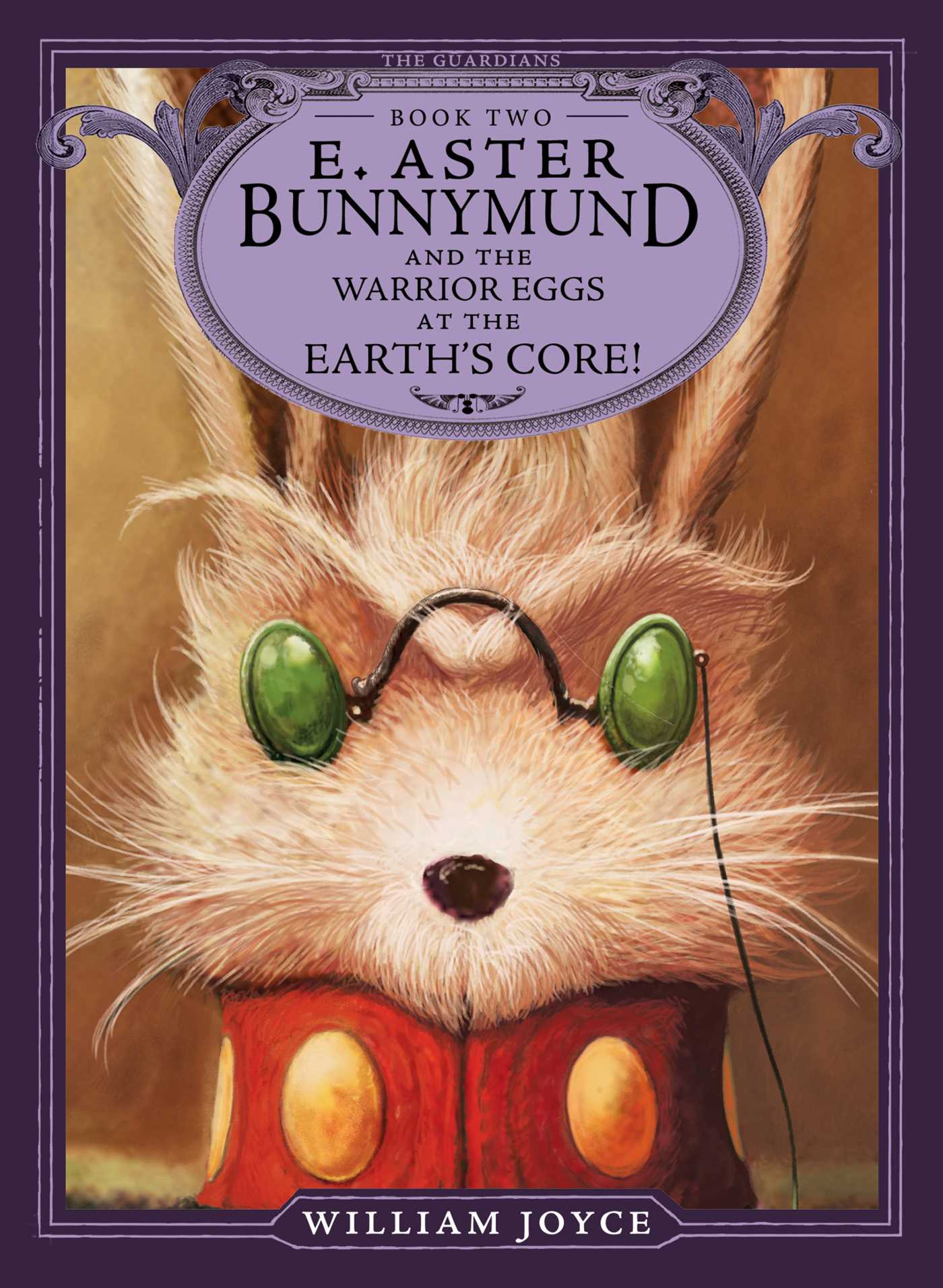 E aster bunnymund and the warrior eggs at the earths core 9781442430518 hr