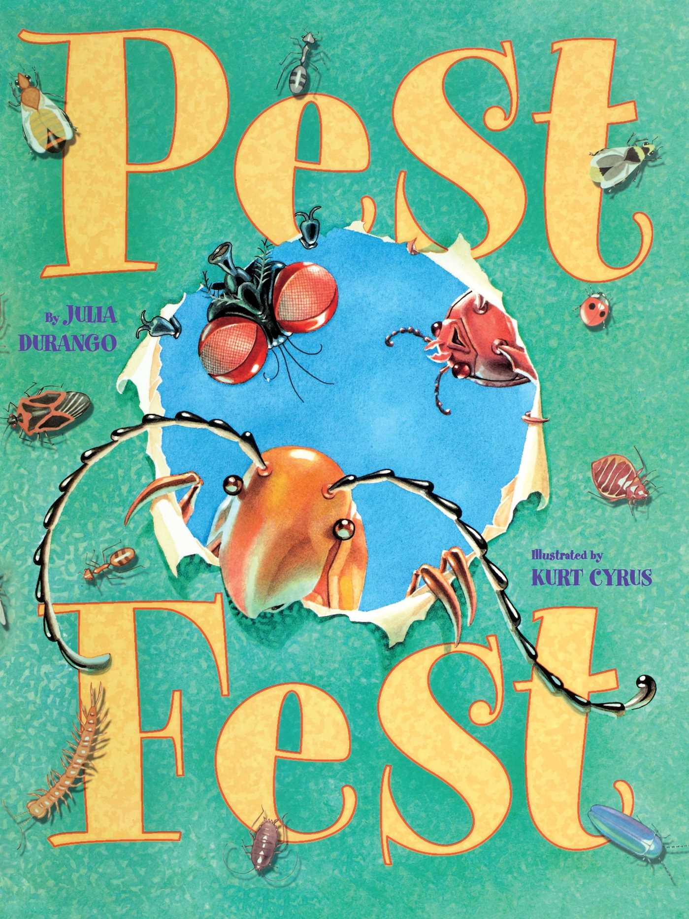 Pest fest 9781442430952 hr