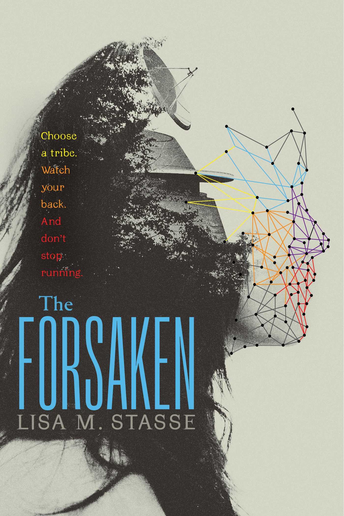 The forsaken 9781442432673 hr