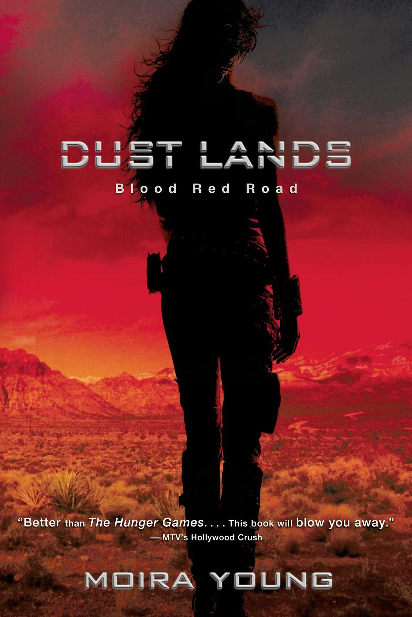 Blood red road 9781442433397 hr