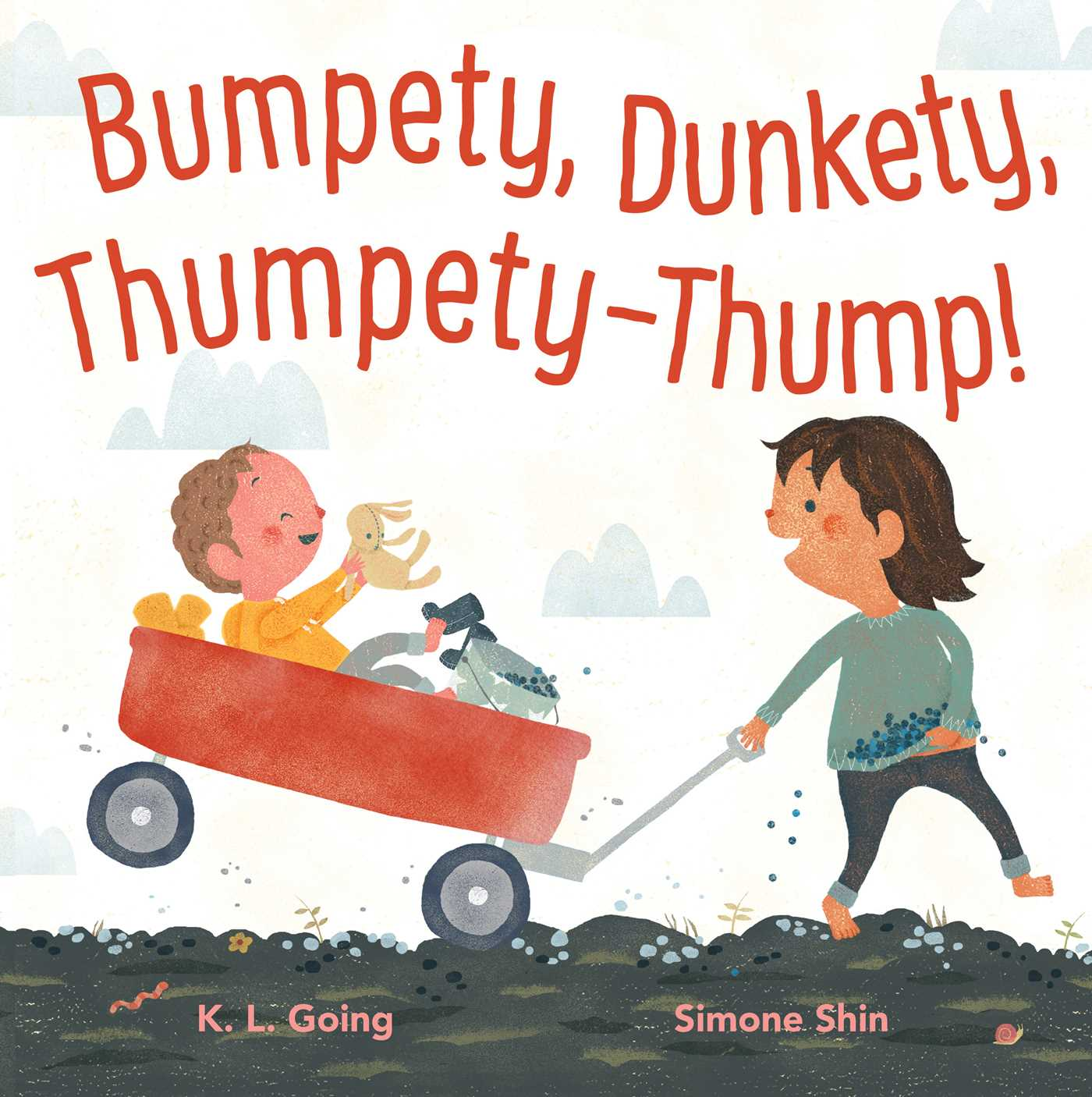 Bumpety dunkety thumpety thump 9781442434141 hr