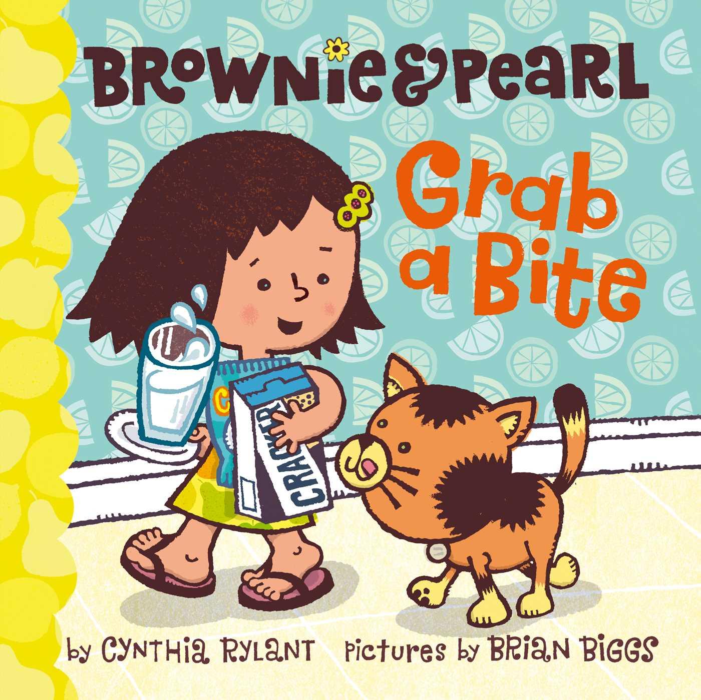 Brownie pearl grab a bite 9781442435186 hr