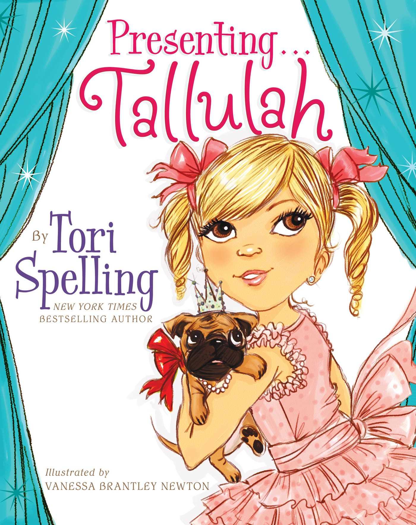 Presenting tallulah 9781442435315 hr