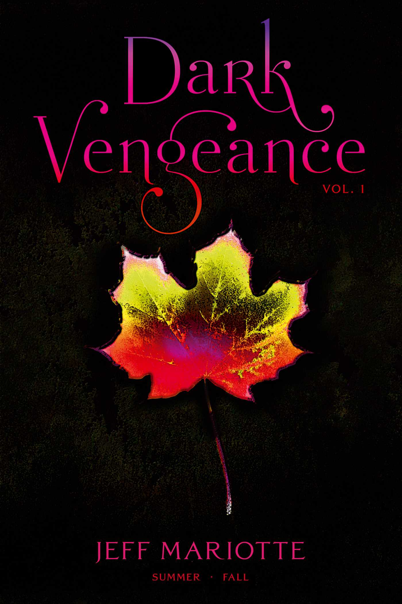 Dark vengeance vol 1 9781442436251 hr