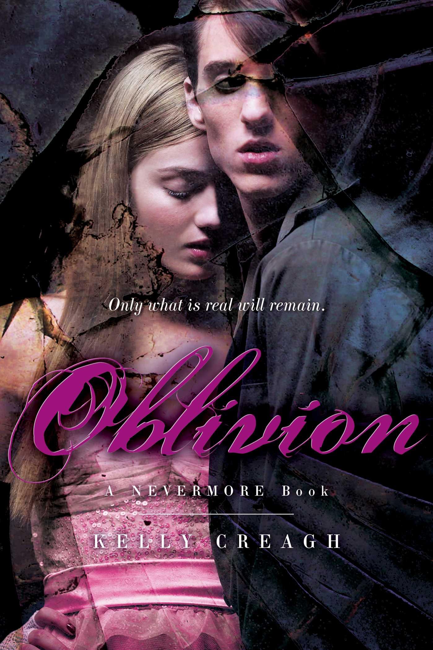 Oblivion 9781442436282 hr