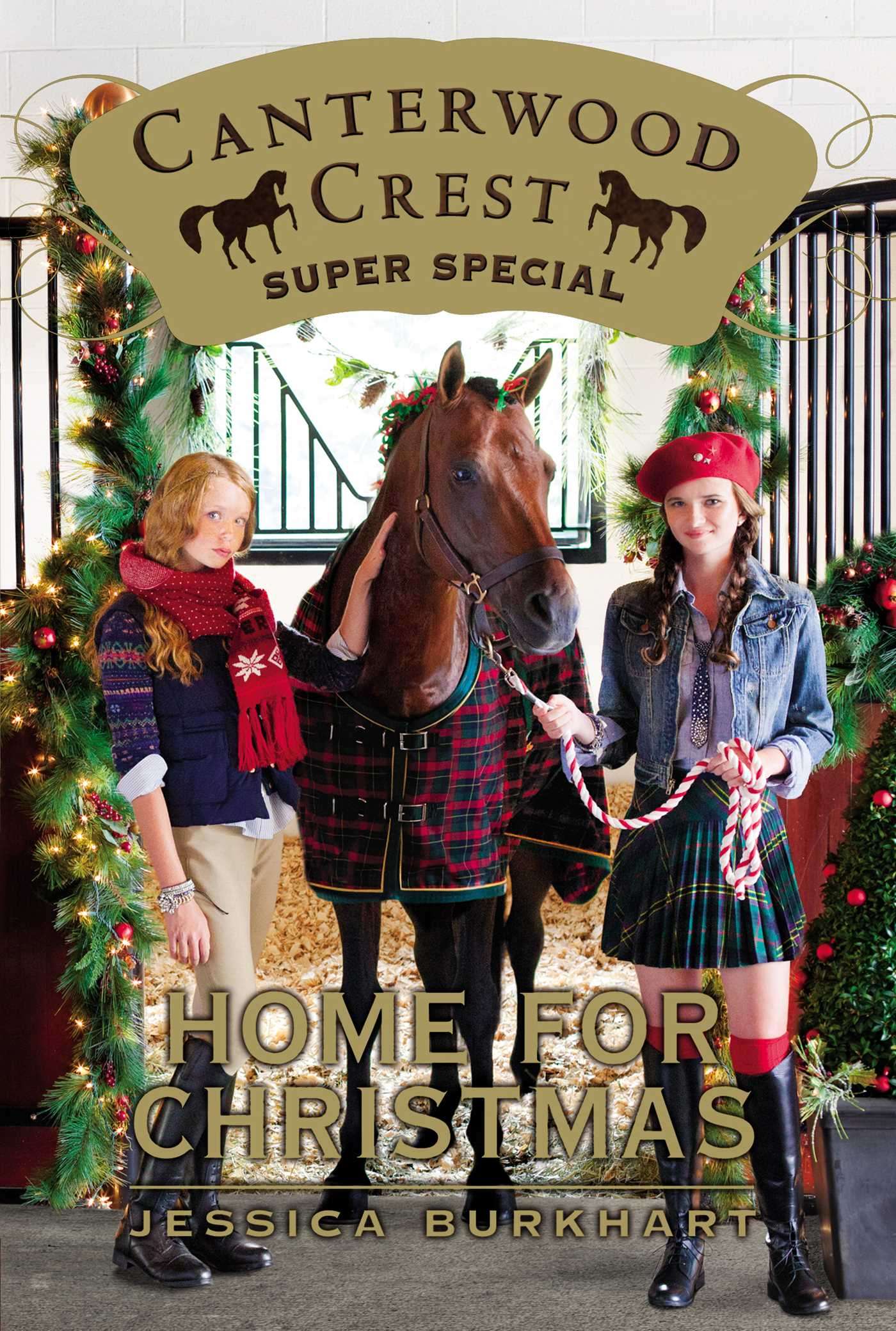 Home for Christmas eBook by Jessica Burkhart   Official Publisher ...