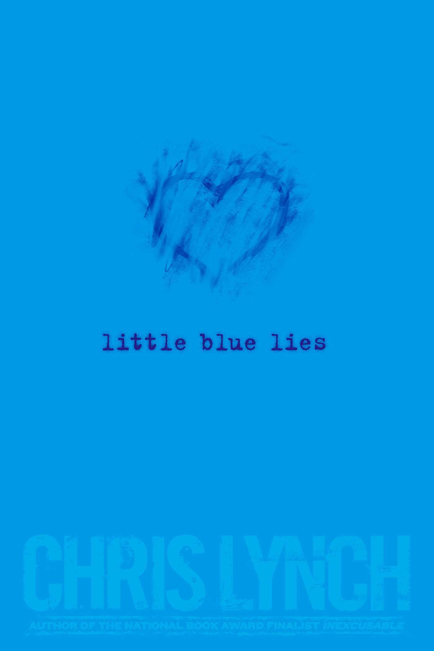 Little blue lies 9781442440098 hr
