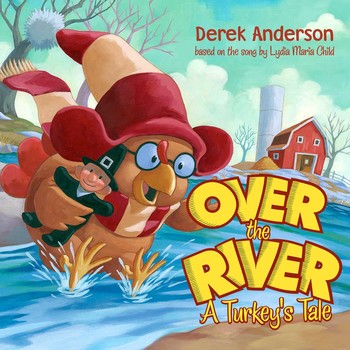 Over The River Ebook By Public Domain Derek Anderson border=