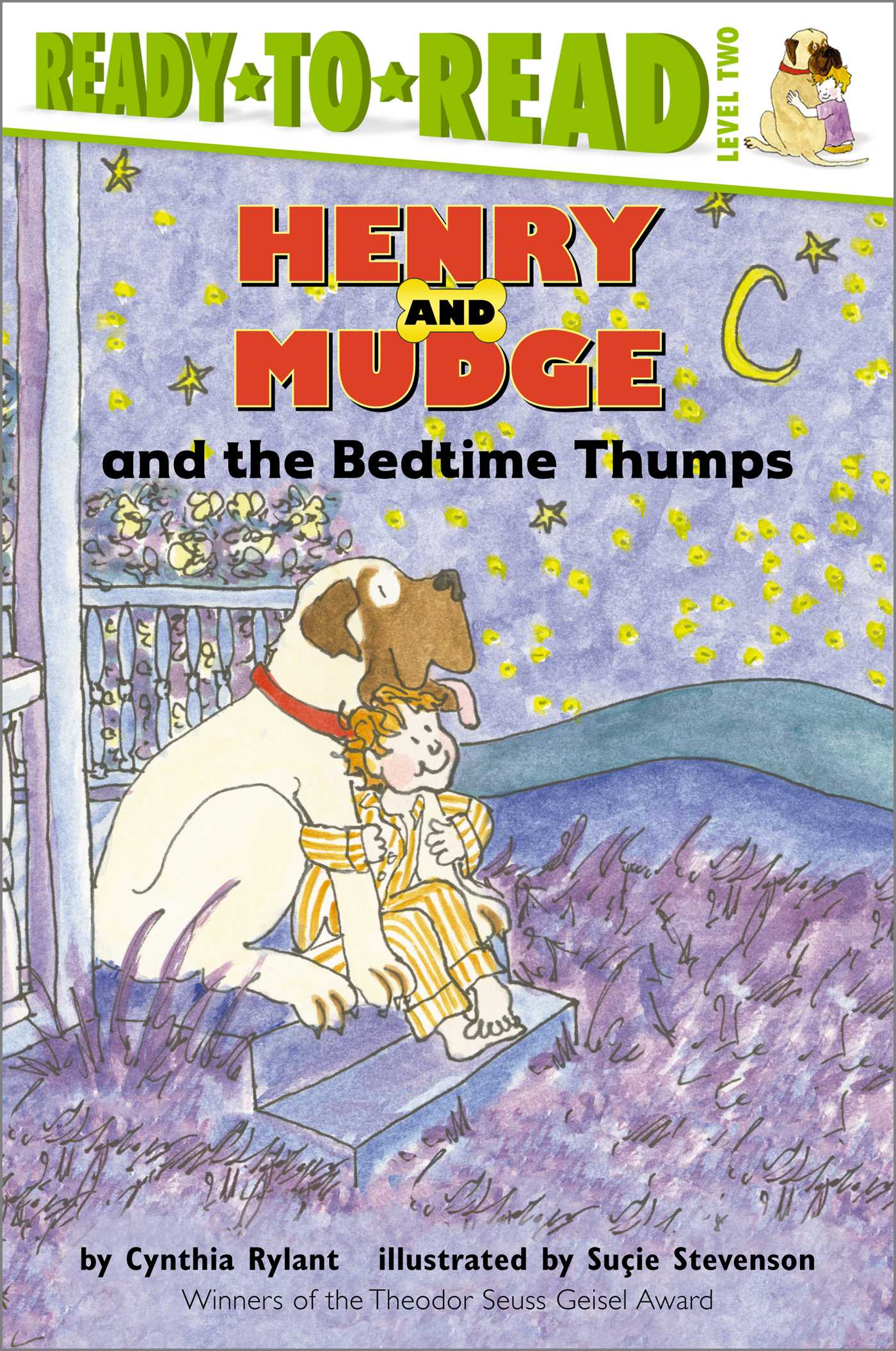 Henry and mudge and the bedtime thumps 9781442441170 hr