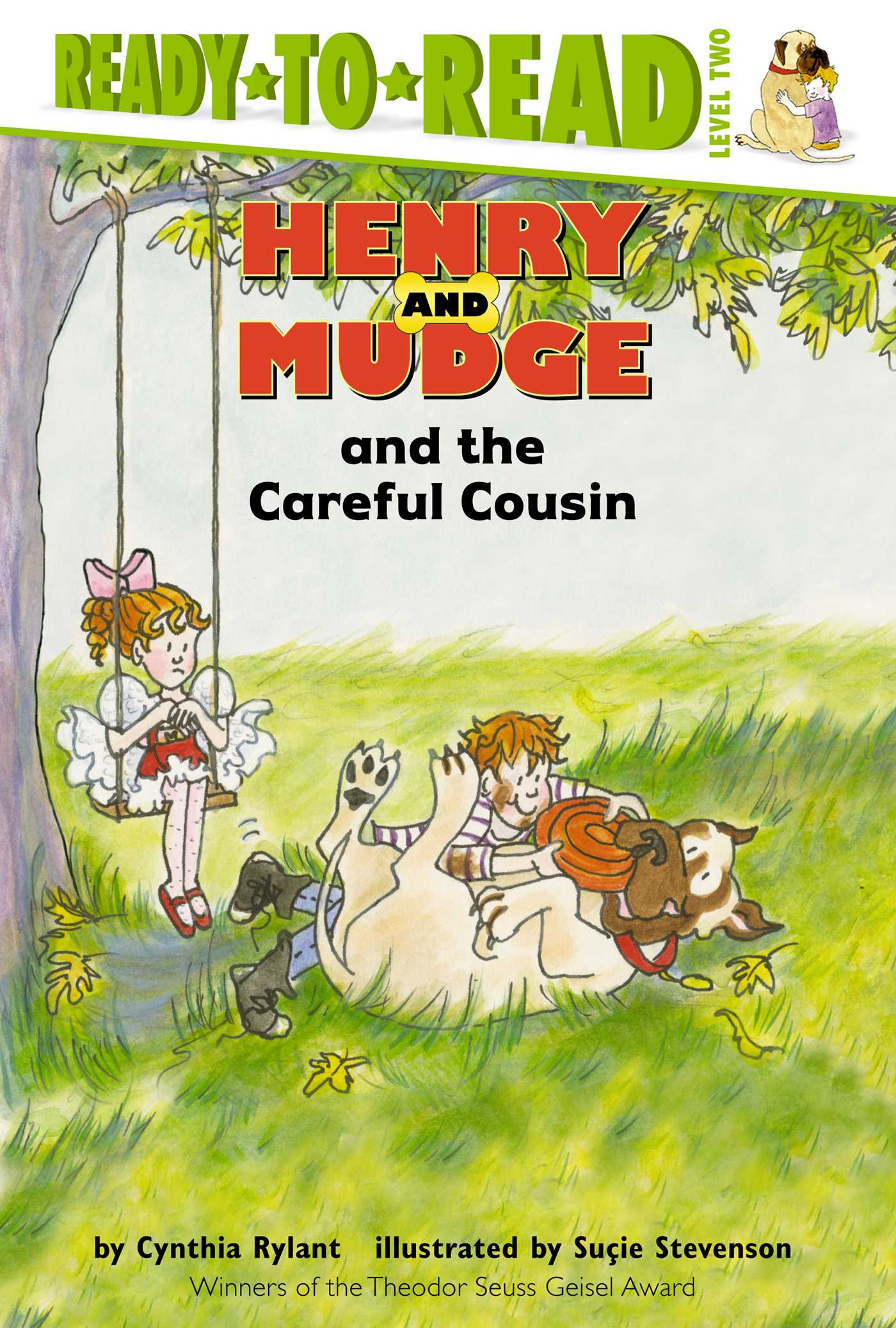 Henry and mudge and the careful cousin 9781442441187 hr