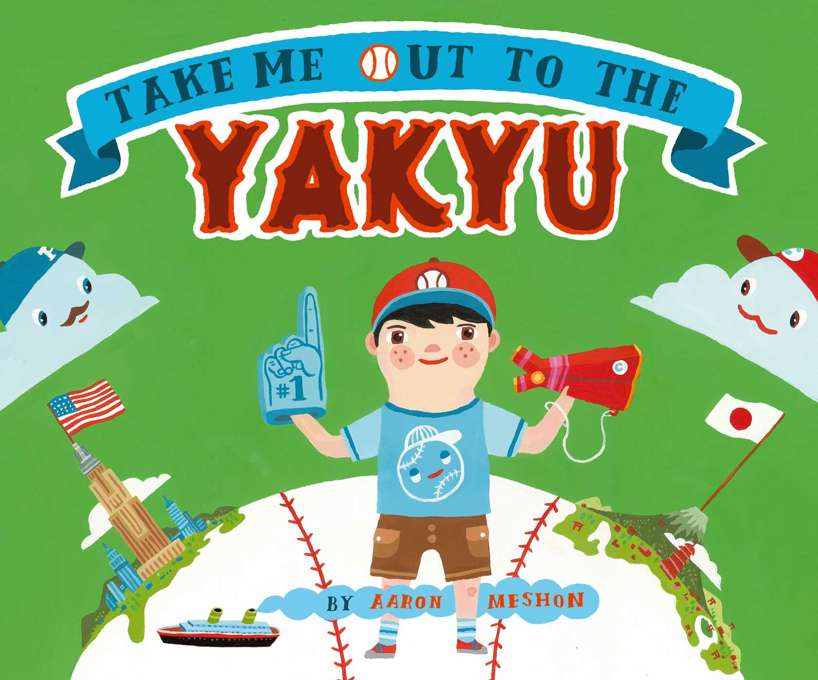 Take me out to the yakyu 9781442441781 hr