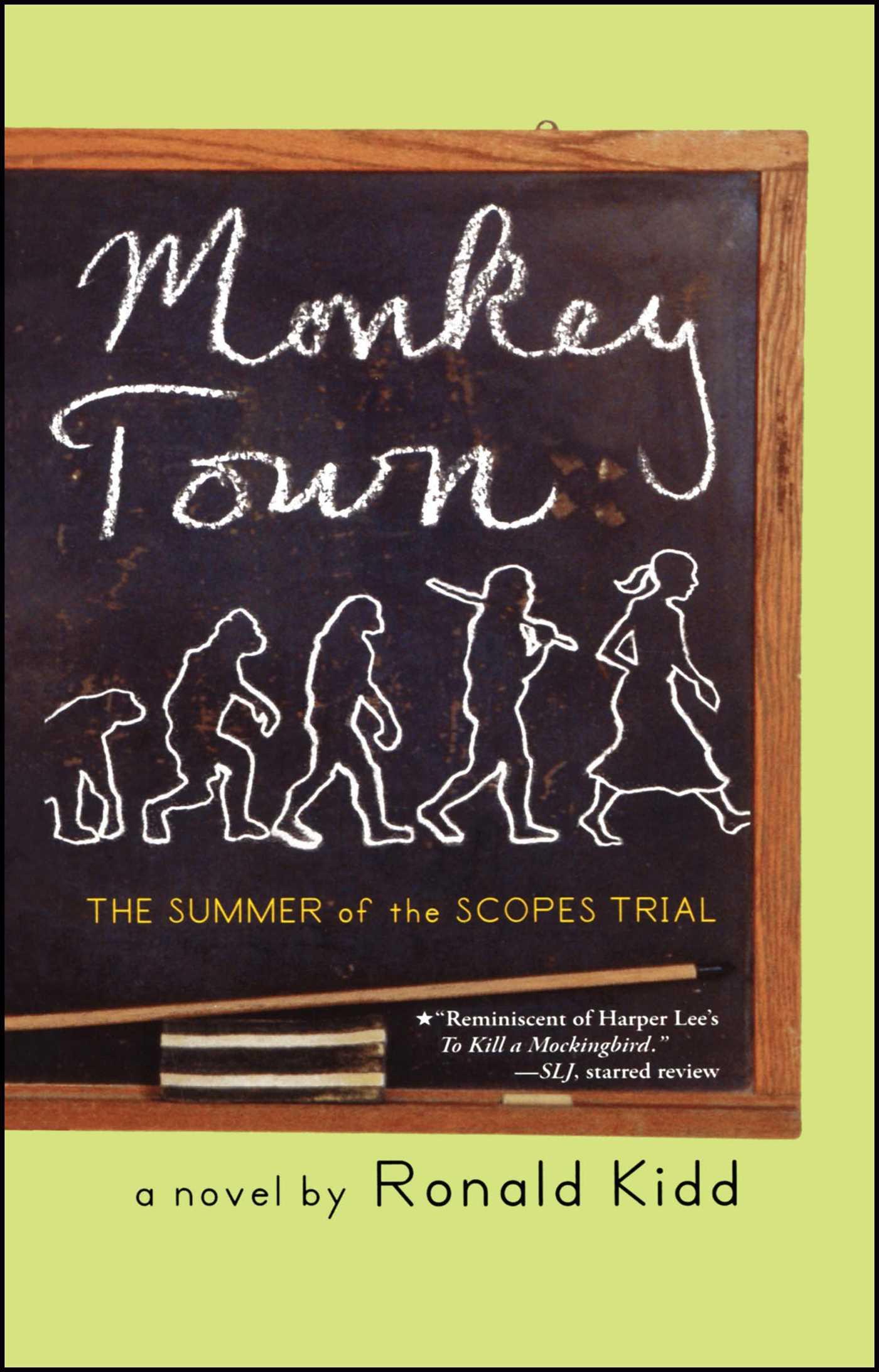 Monkey town 9781442442115 hr