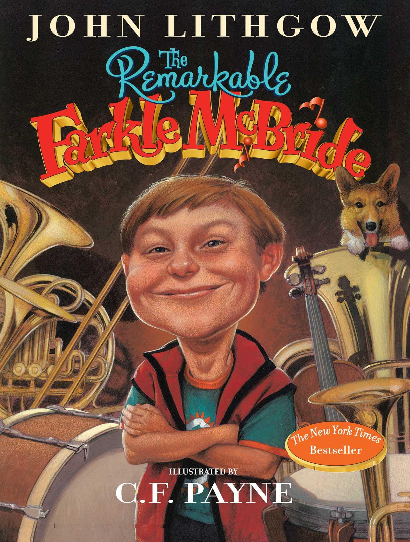 The remarkable farkle mcbride 9781442442450 hr