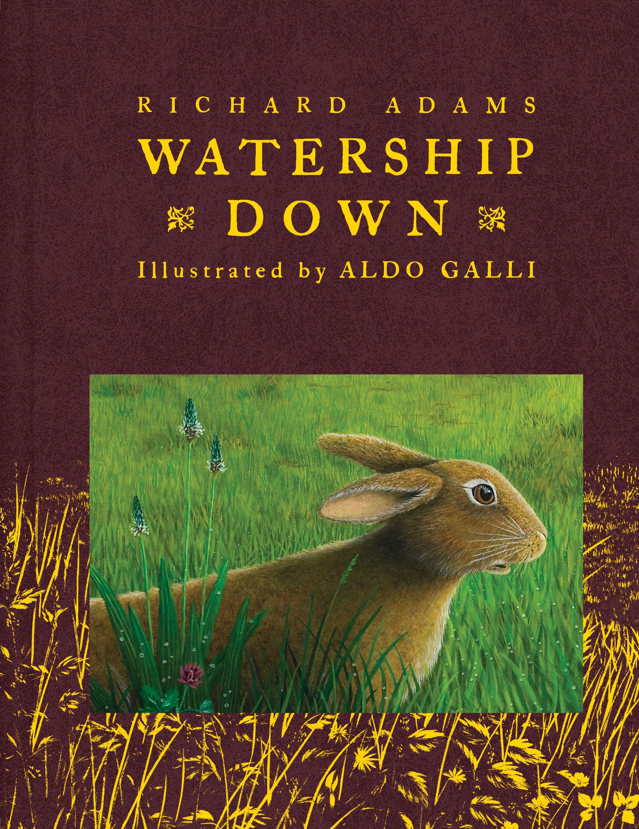 Watership down 9781442444058 hr