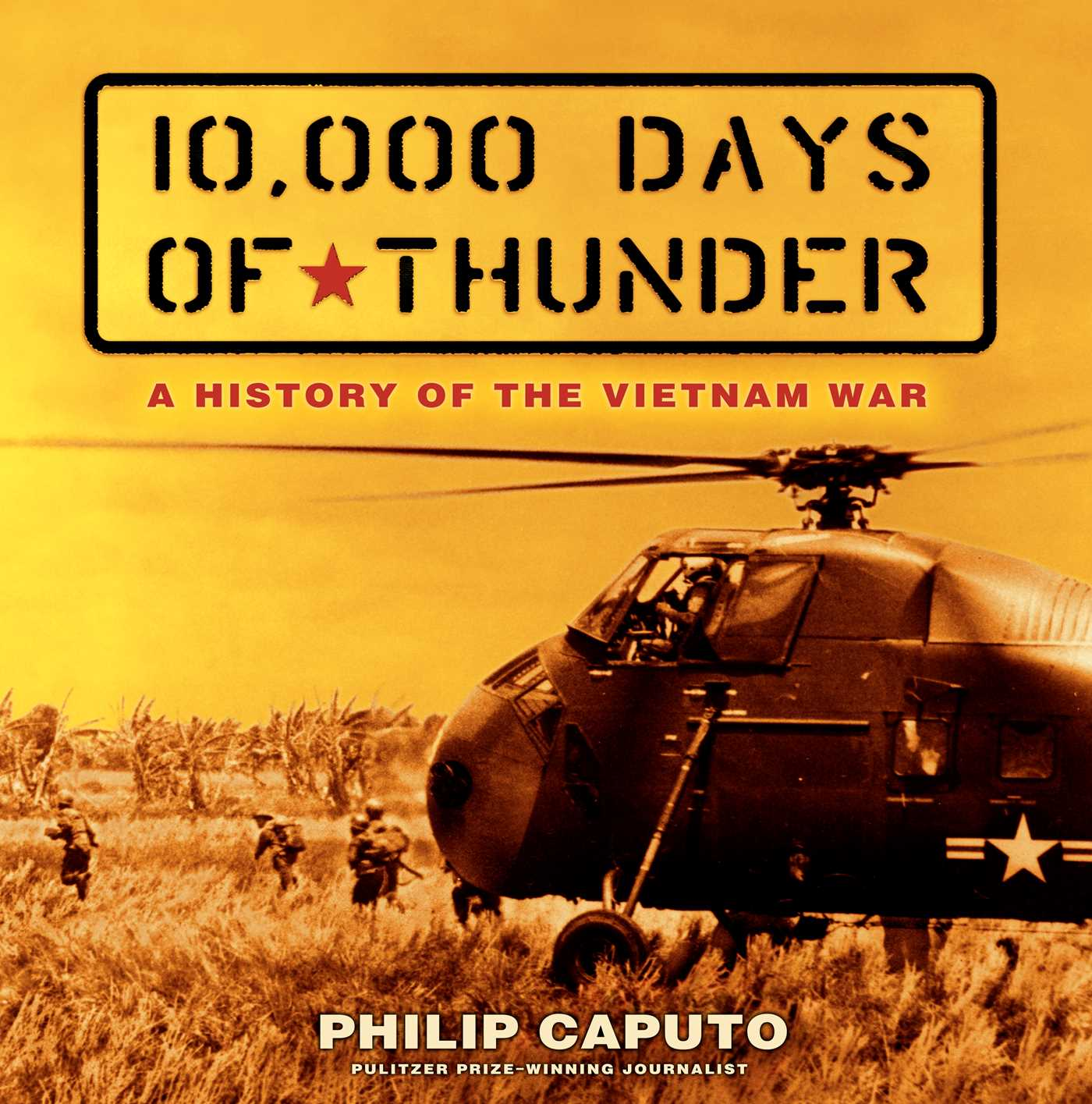 10 000 days of thunder 9781442444546 hr
