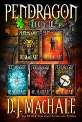 Pendragon Books 6-10