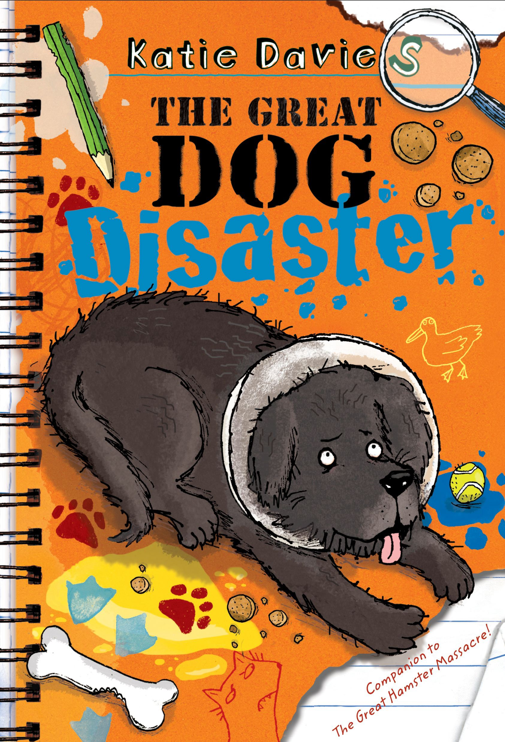 The great dog disaster 9781442445178 hr