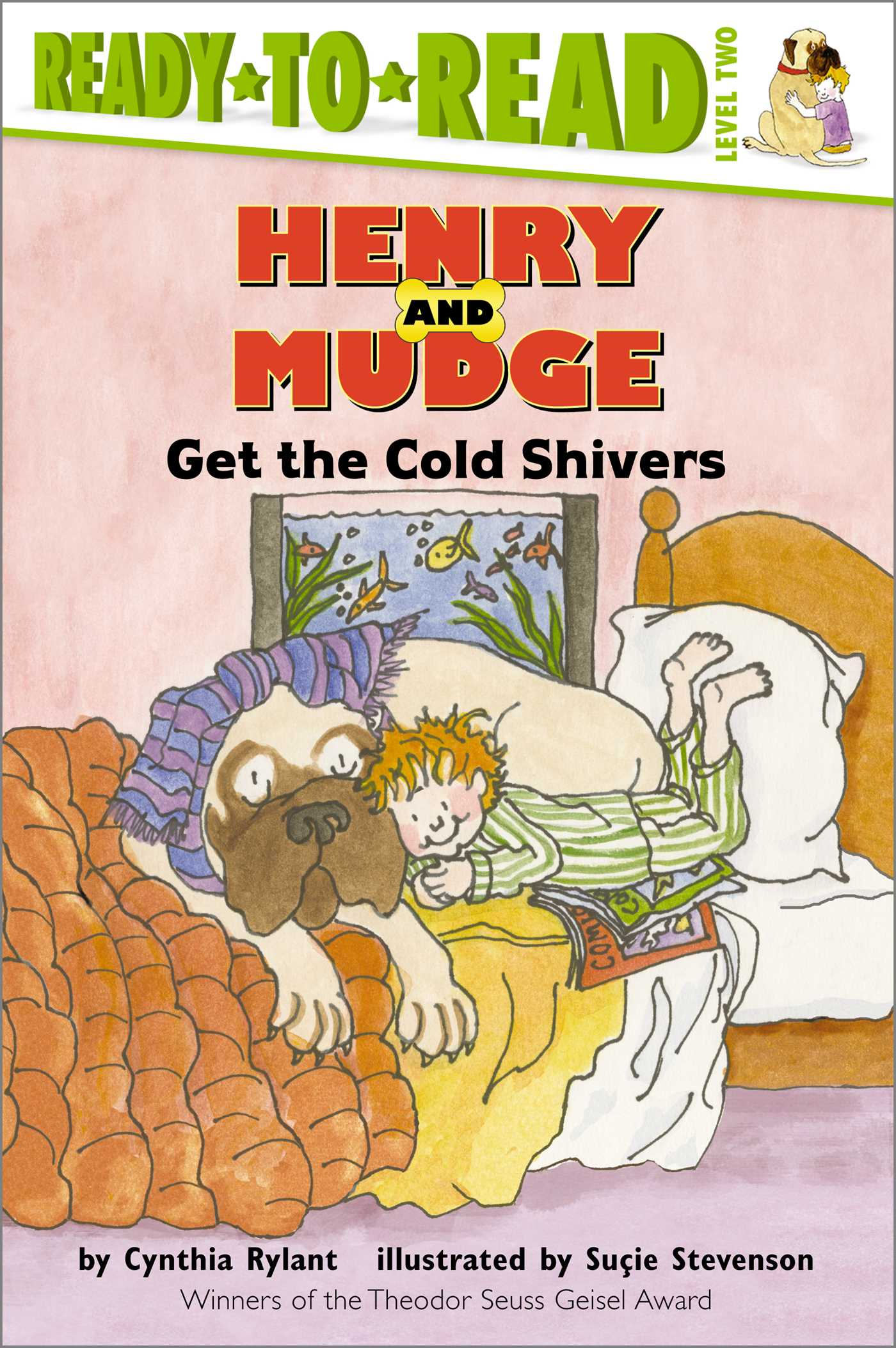 Henry and mudge get the cold shivers 9781442445215 hr