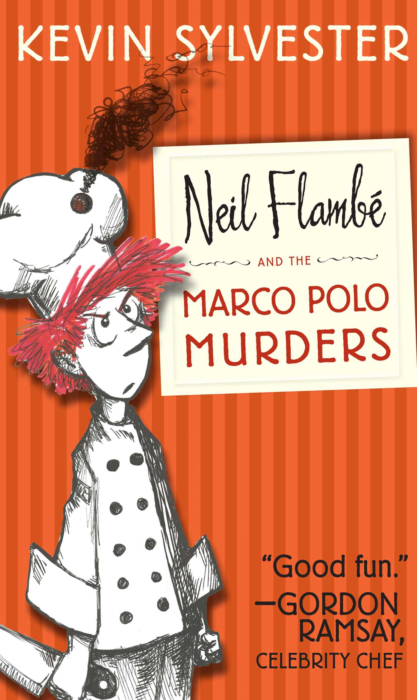 Neil flambe and the marco polo murders 9781442446069 hr