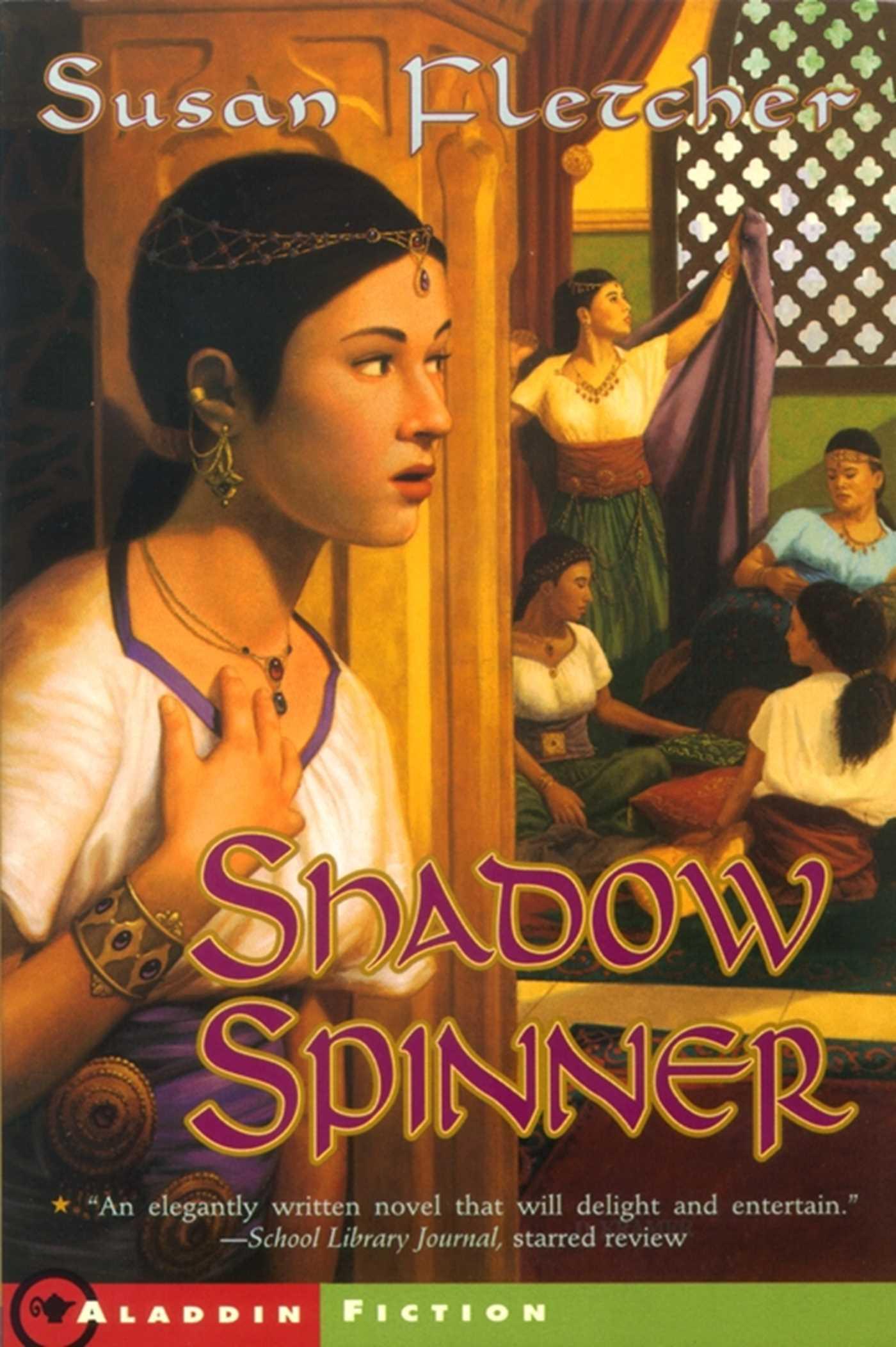 Shadow spinner 9781442446816 hr