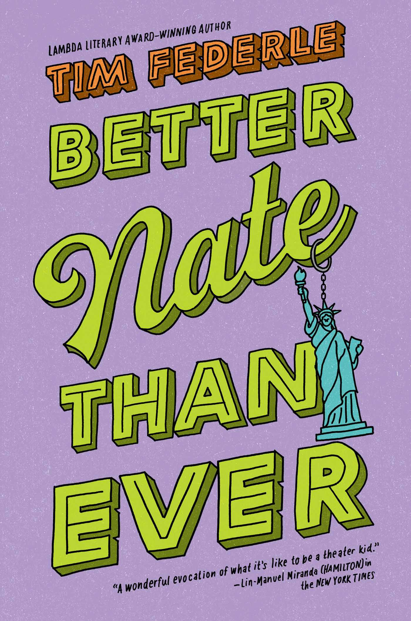 Better nate than ever 9781442446892 hr