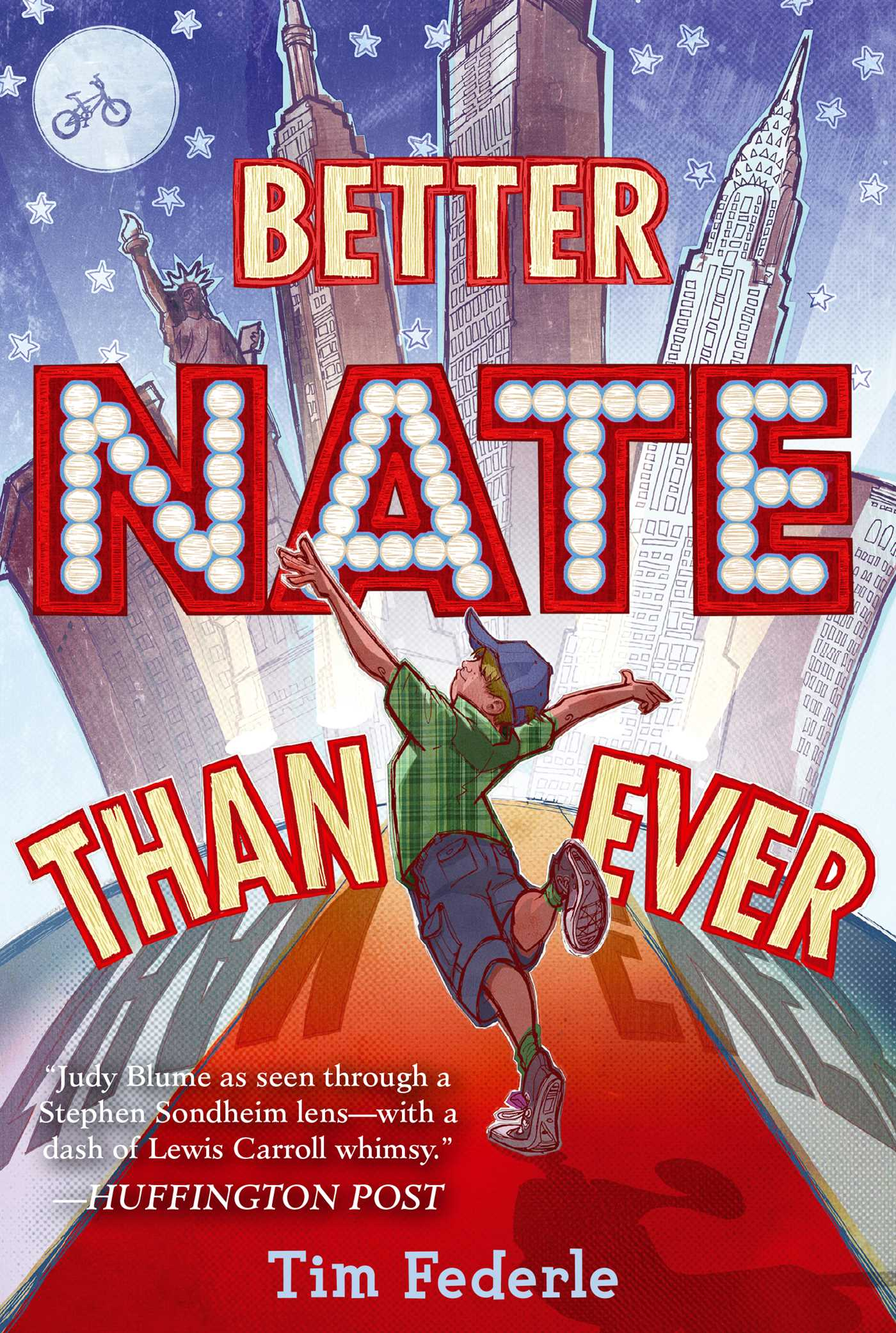 Better nate than ever 9781442446915 hr