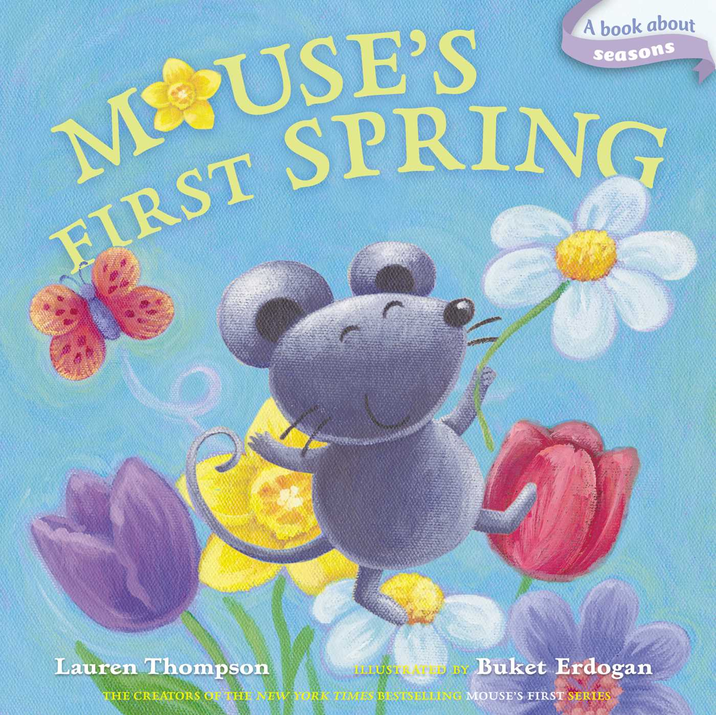 Mouses first spring 9781442447110 hr