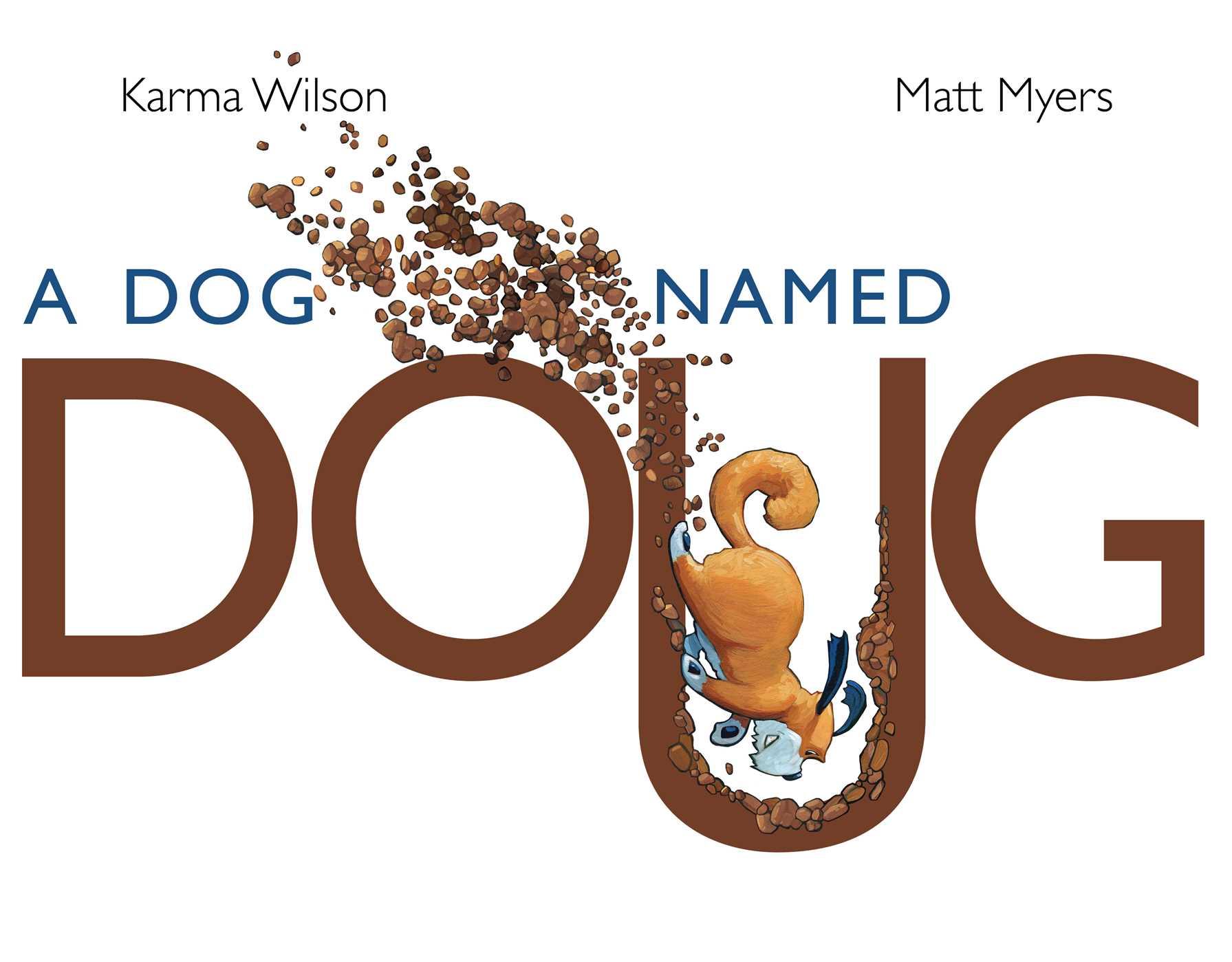 A dog named doug 9781442449312 hr