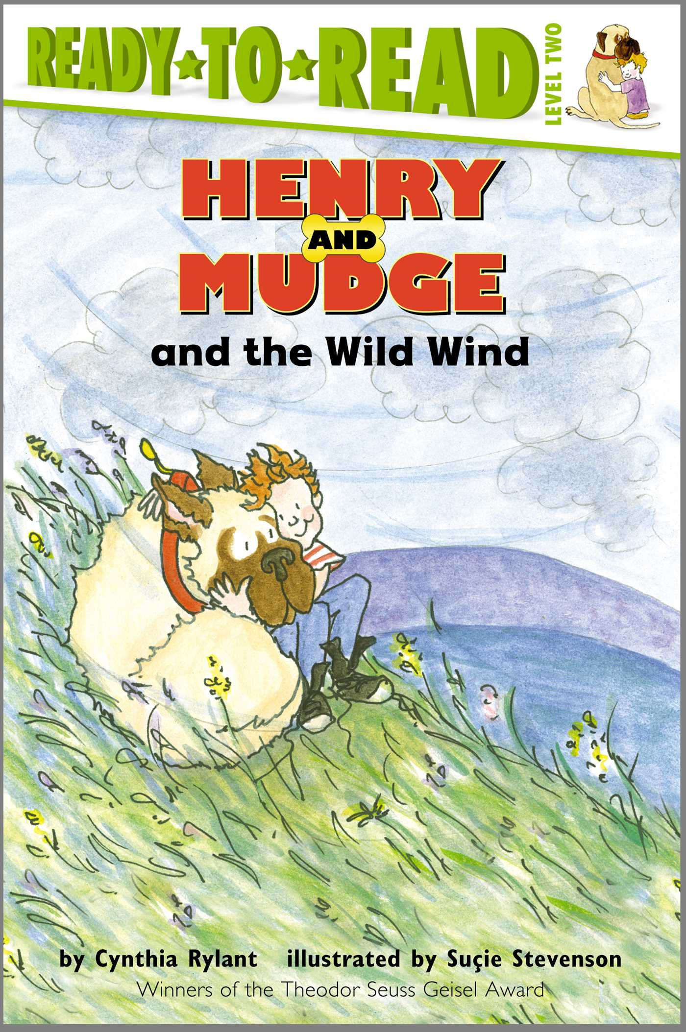 Henry and mudge and the wild wind 9781442449800 hr