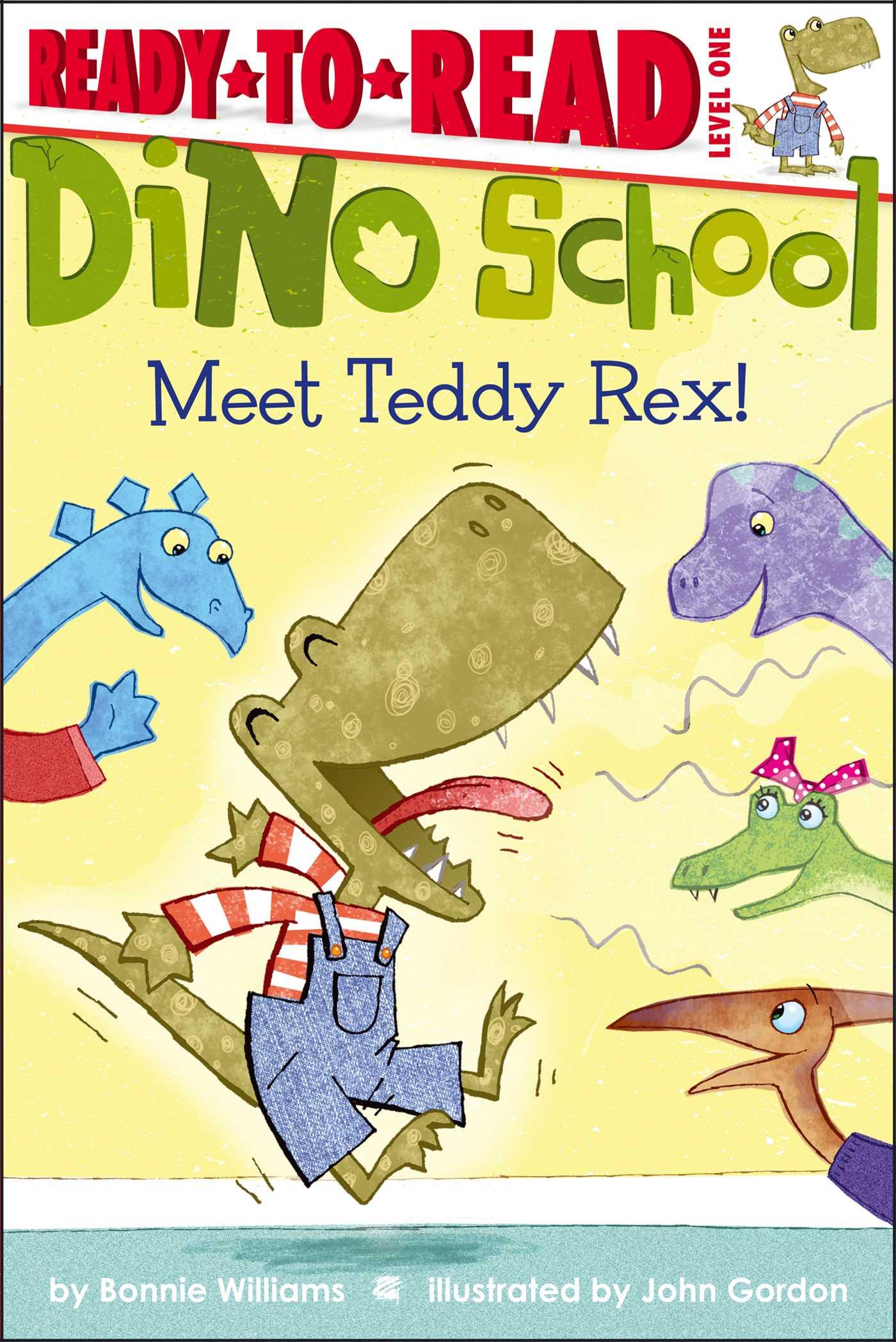 dino school meet teddy rex