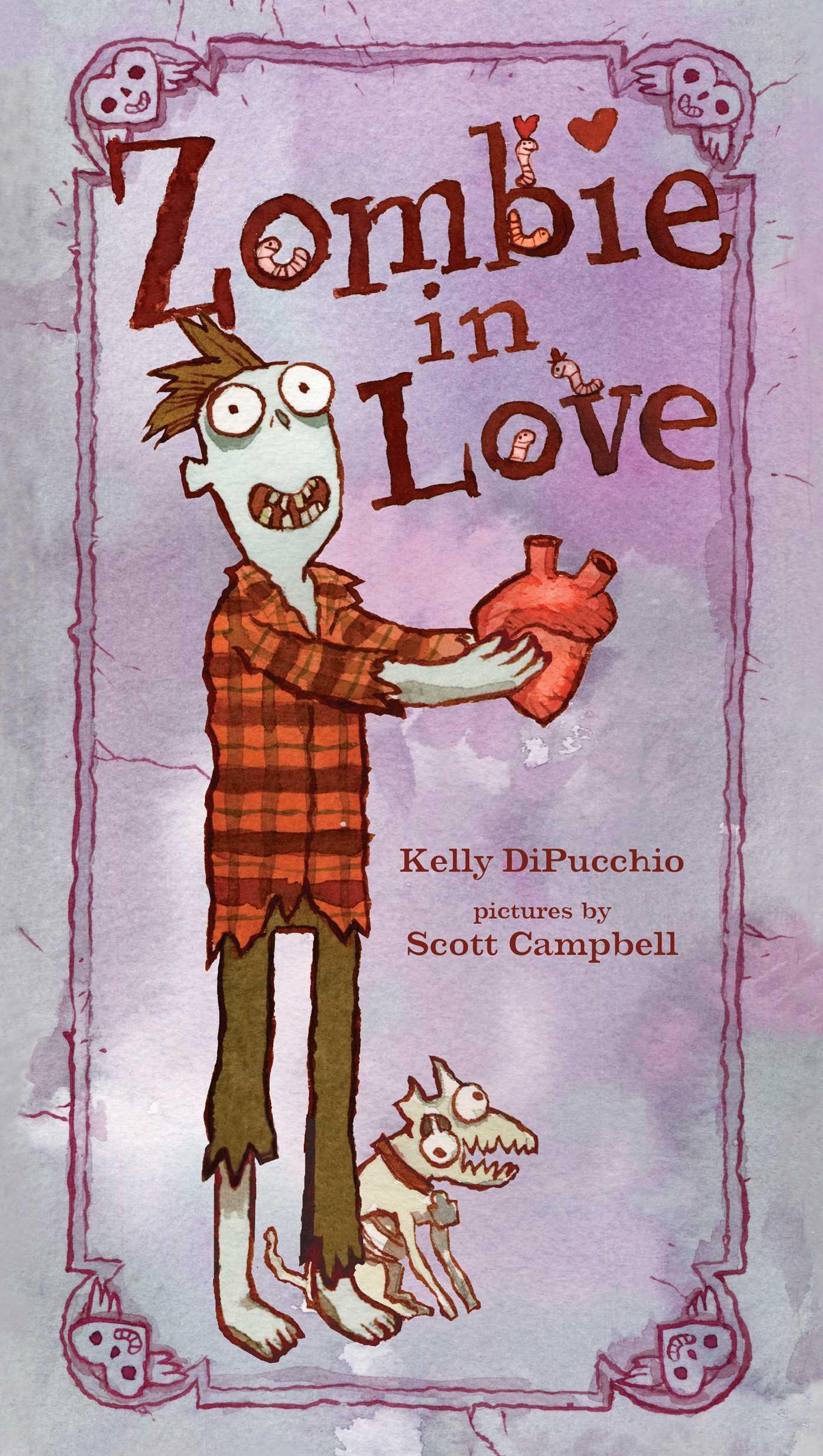 Zombie in love enhanced ebook edition 9781442451377 hr