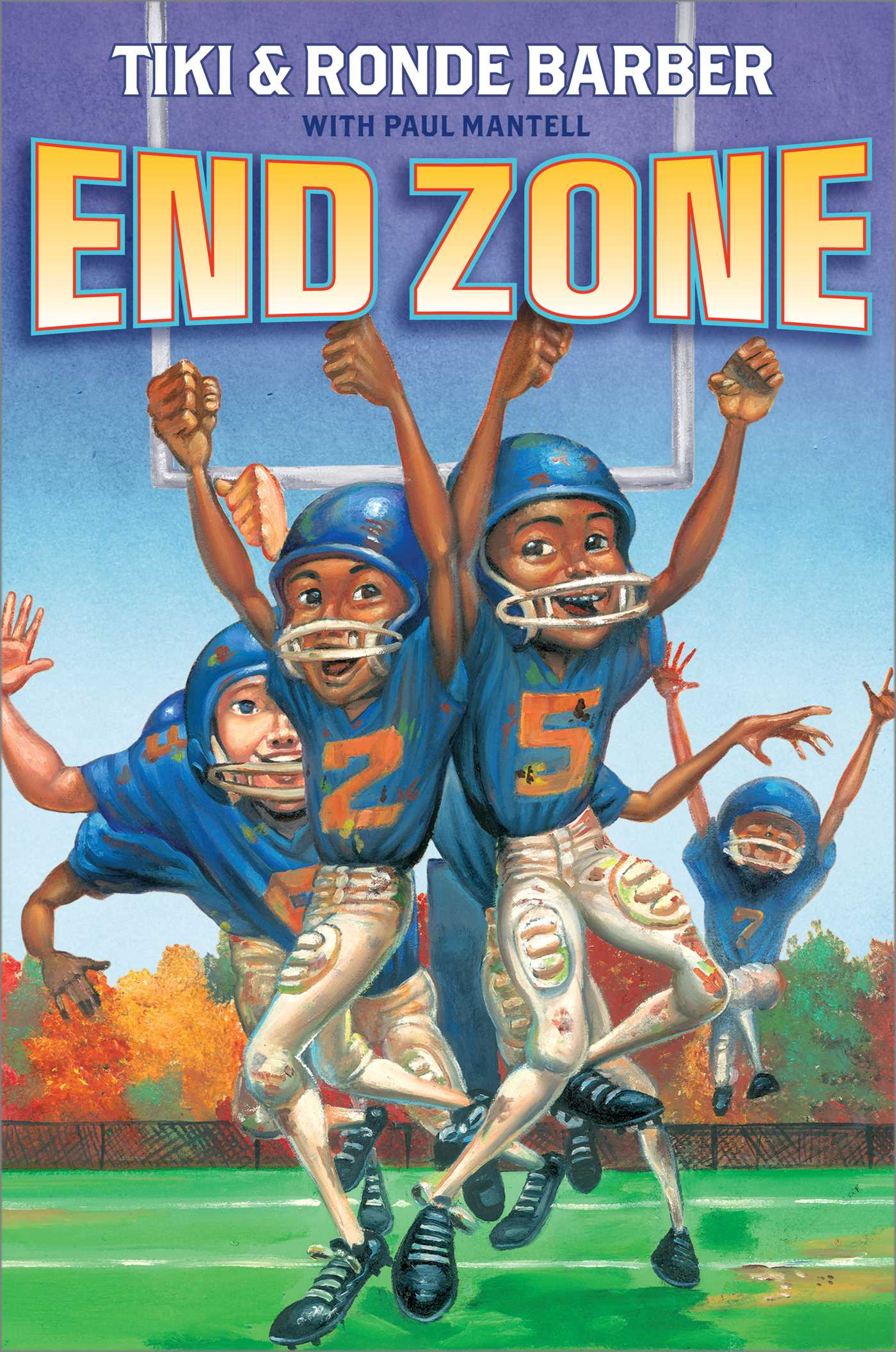 End zone 9781442452404 hr