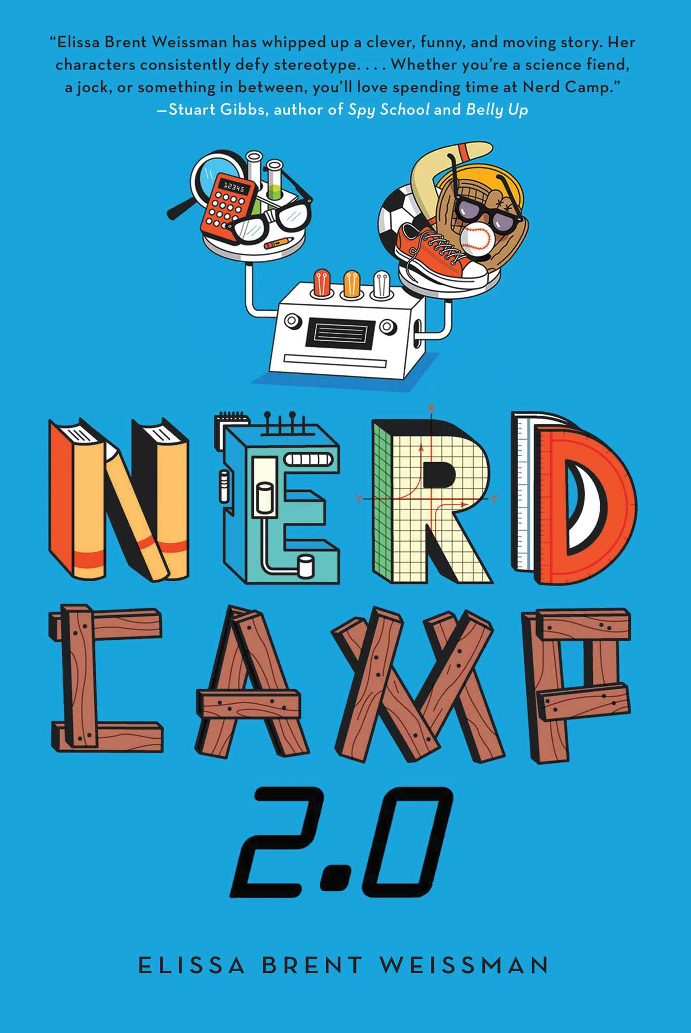Nerd camp 2 0 9781442452954 hr