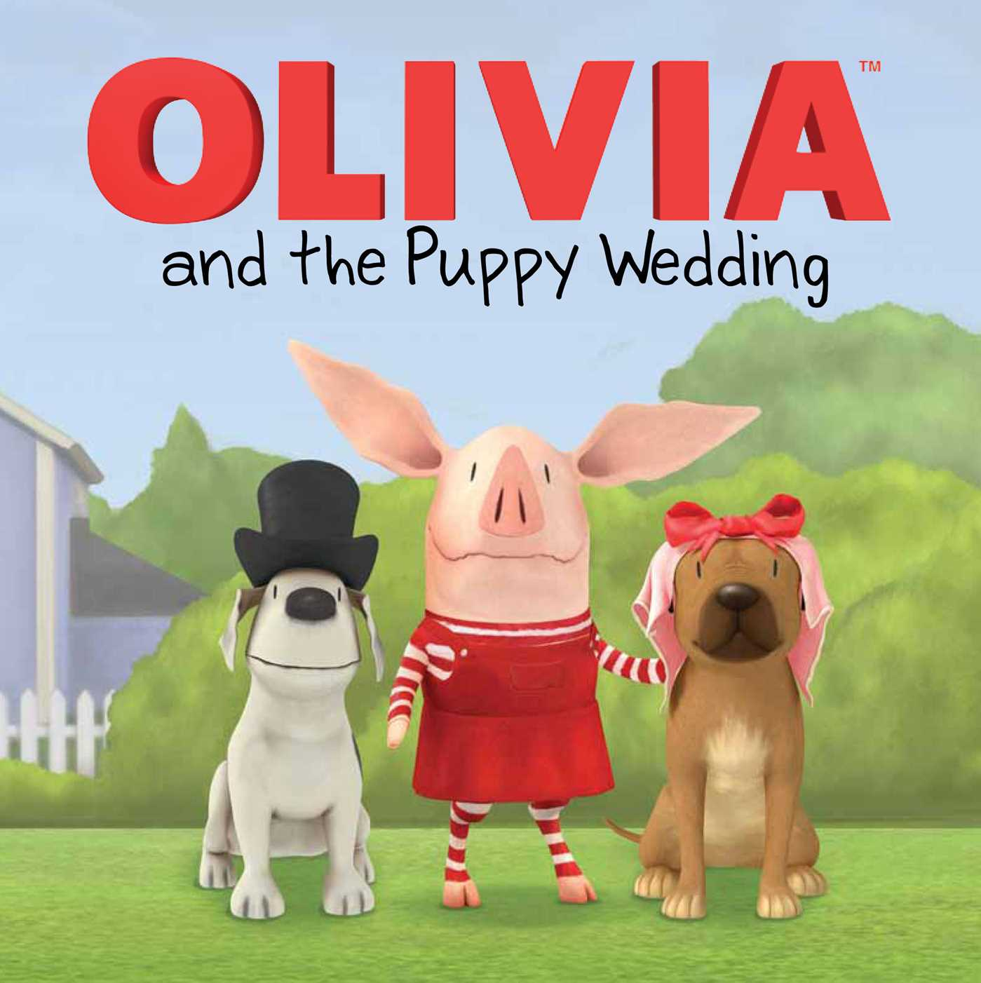 Olivia and the puppy wedding 9781442453166 hr