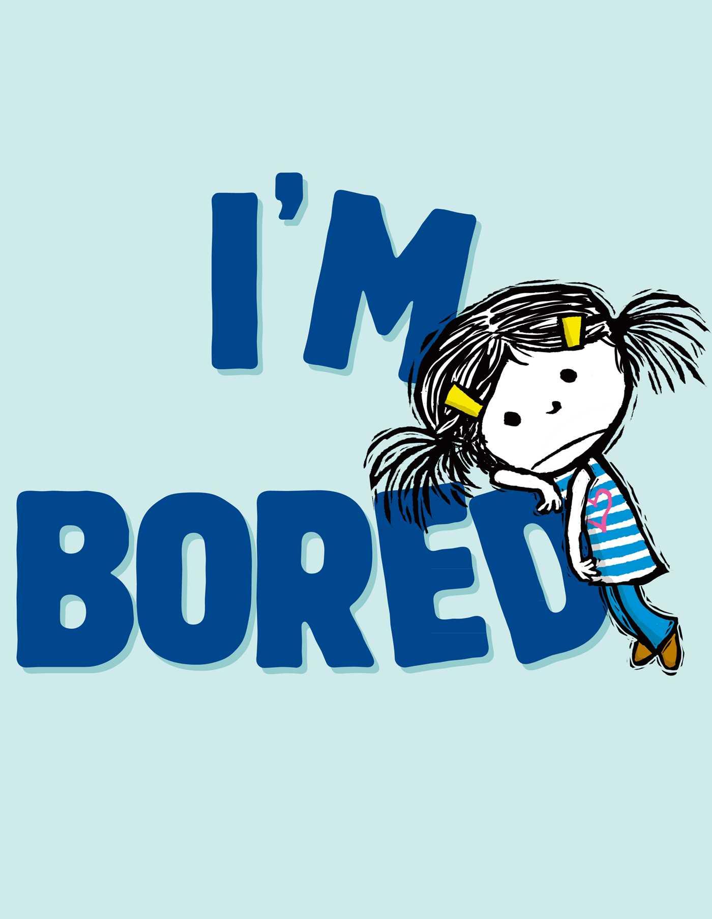 Im bored 9781442453258 hr