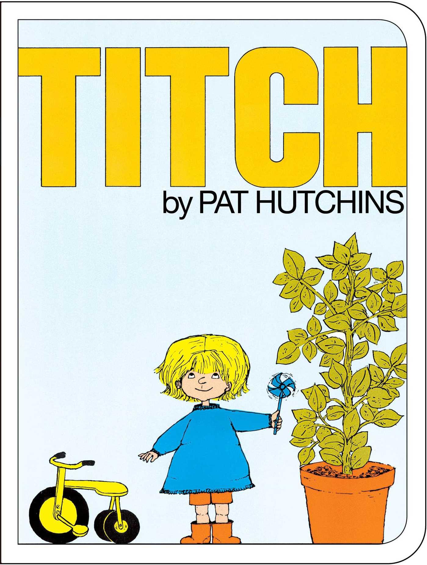 Titch 9781442454040 hr