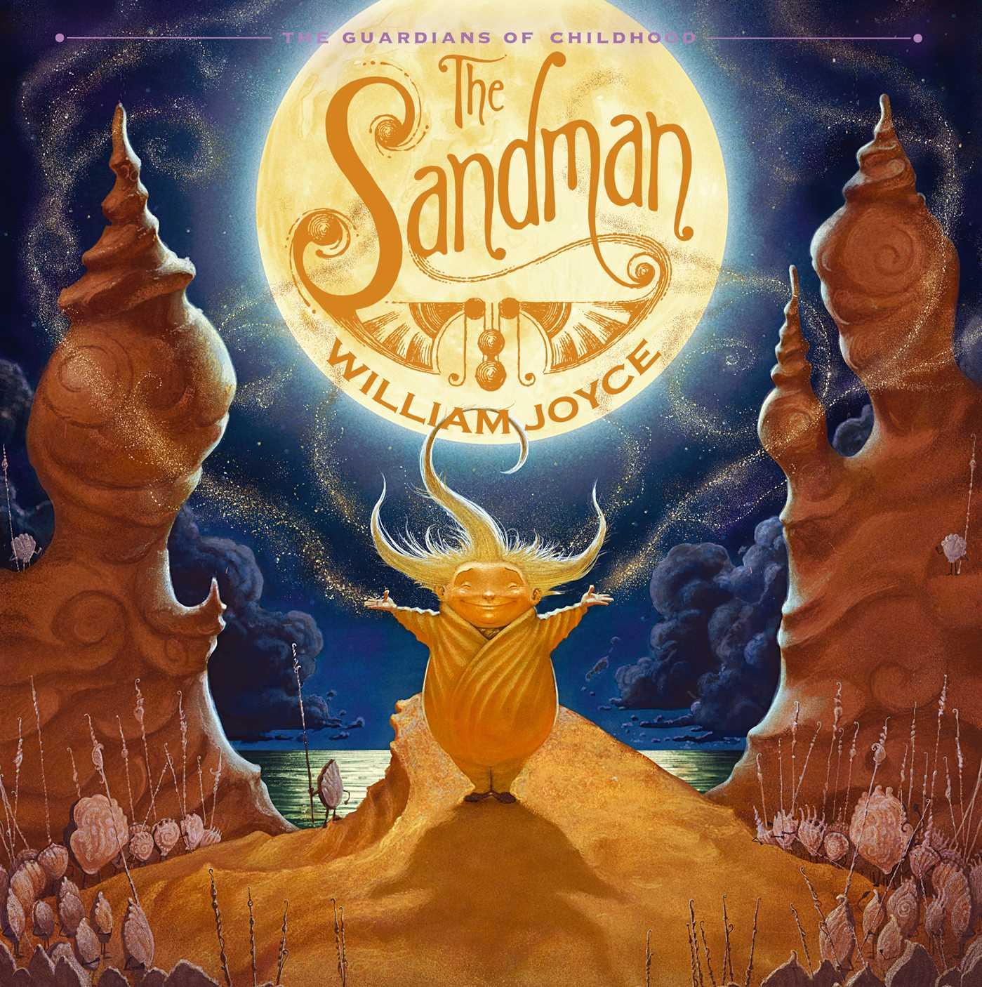 The sandman 9781442454484 hr