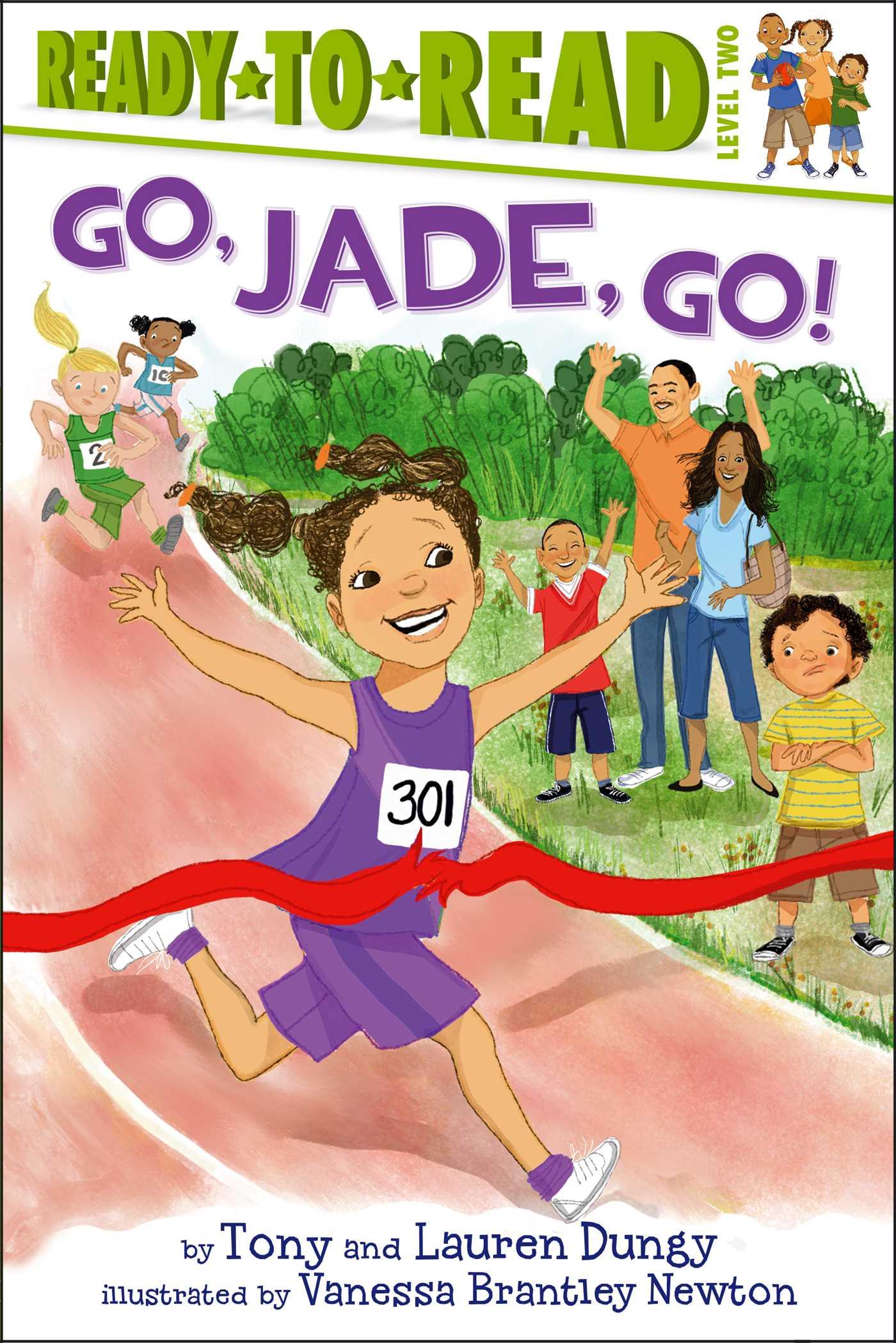 Go jade go! 9781442454668 hr
