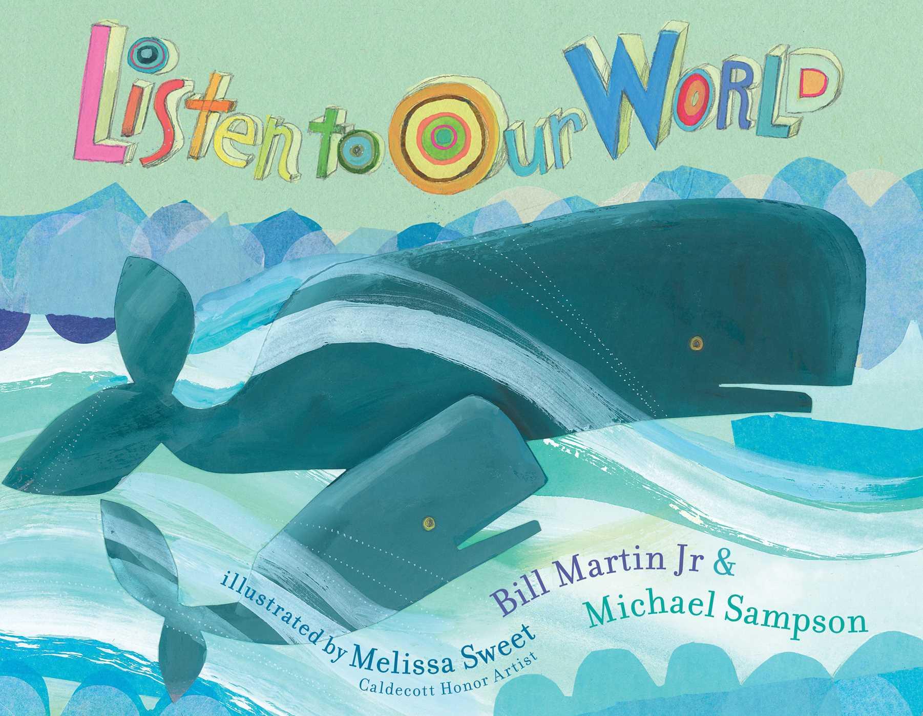 Listen to our world 9781442454729 hr