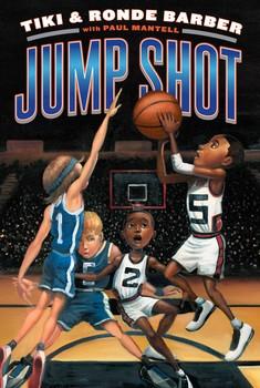 Jump Shot Book By Tiki Barber Ronde Barber Paul