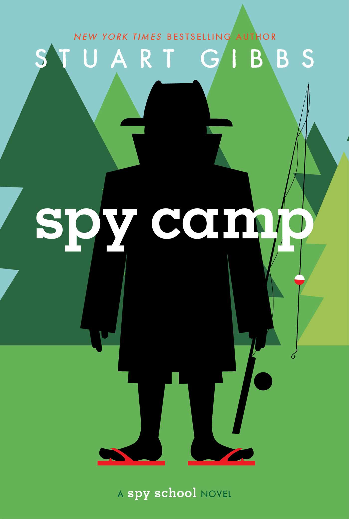 Spy camp 9781442457546 hr