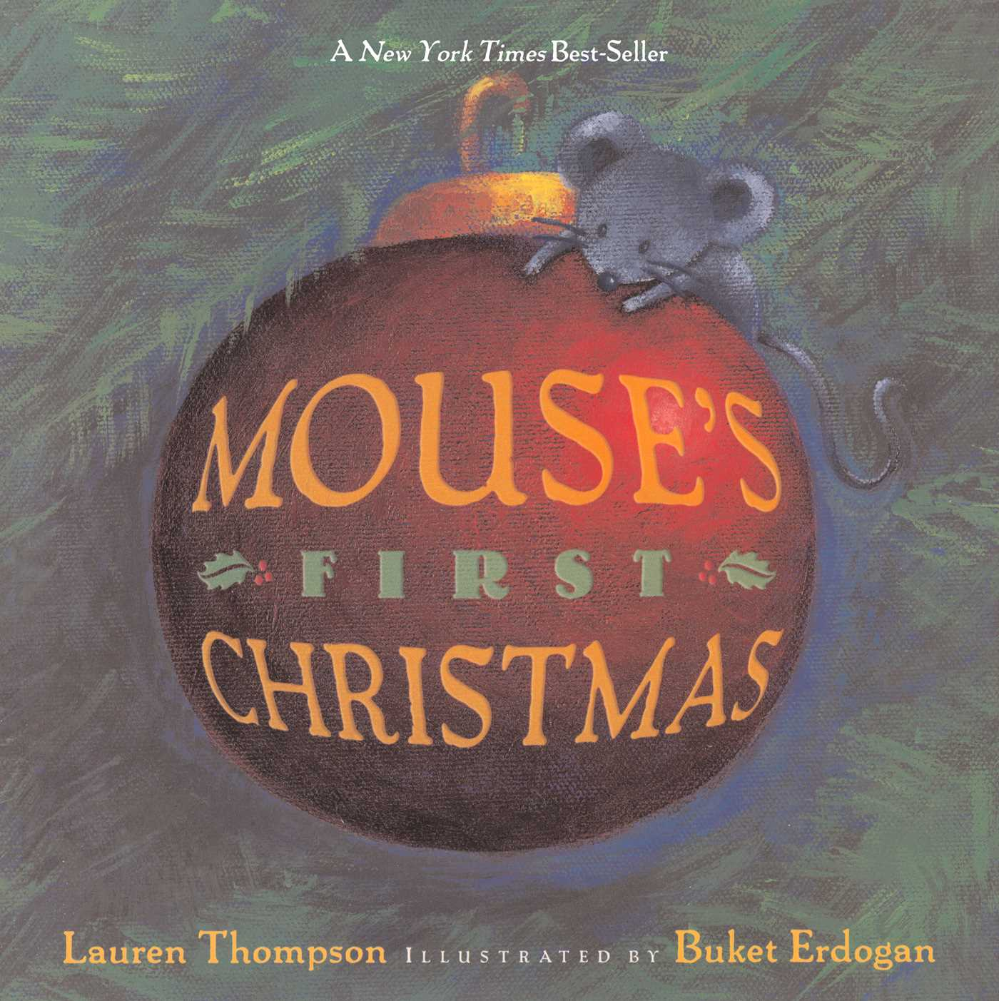 Mouses first christmas 9781442457621 hr