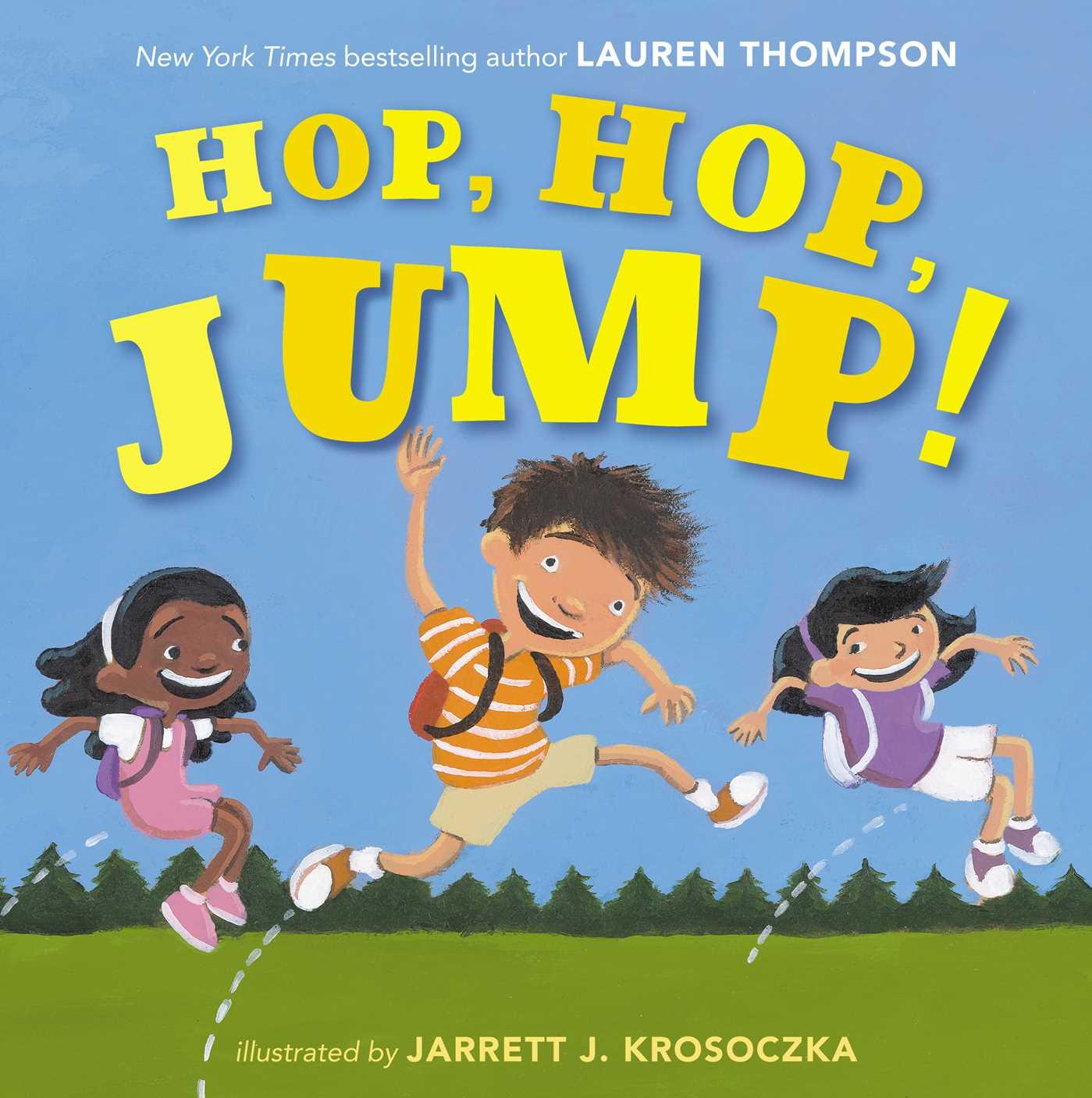 Hop hop jump 9781442458024 hr