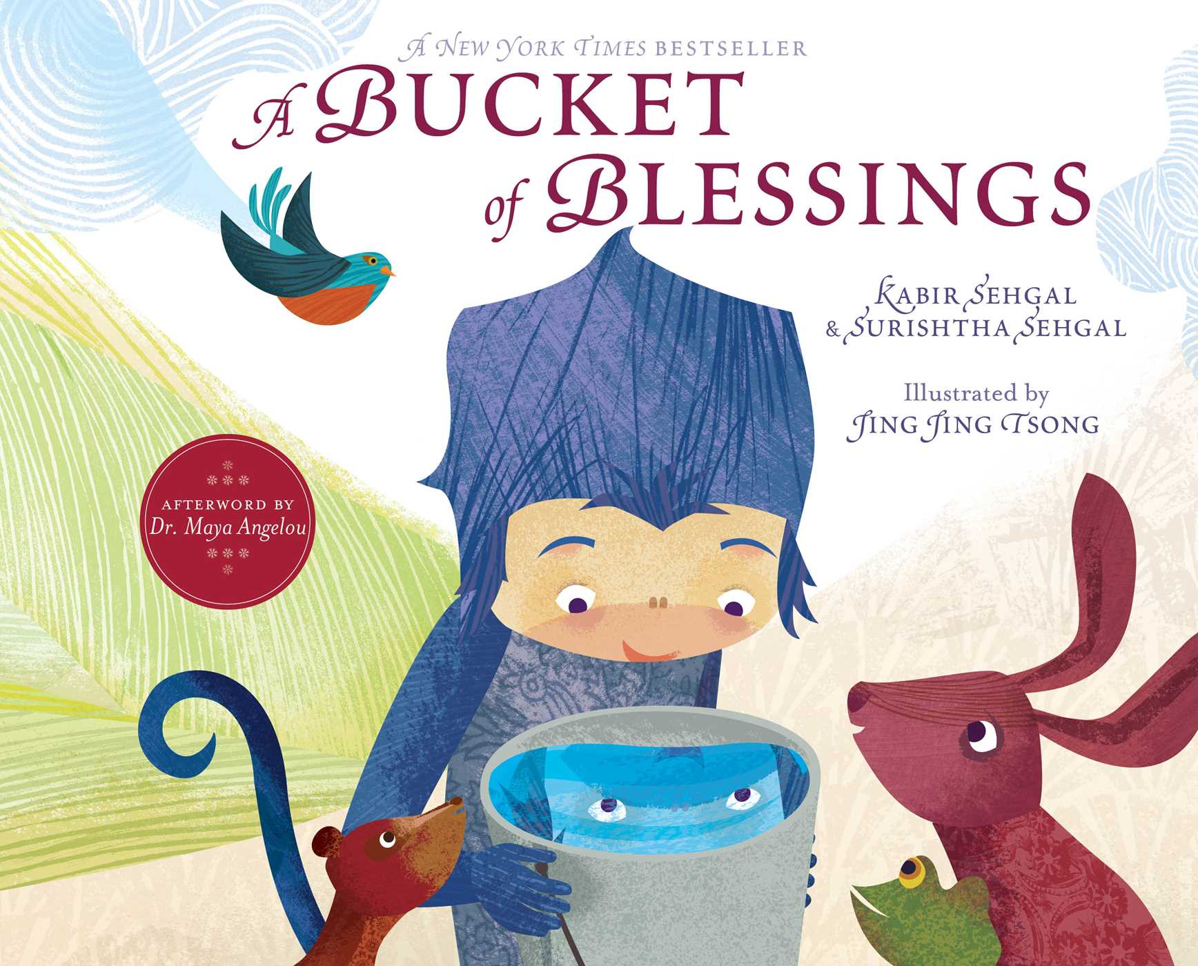 A bucket of blessings 9781442458703 hr