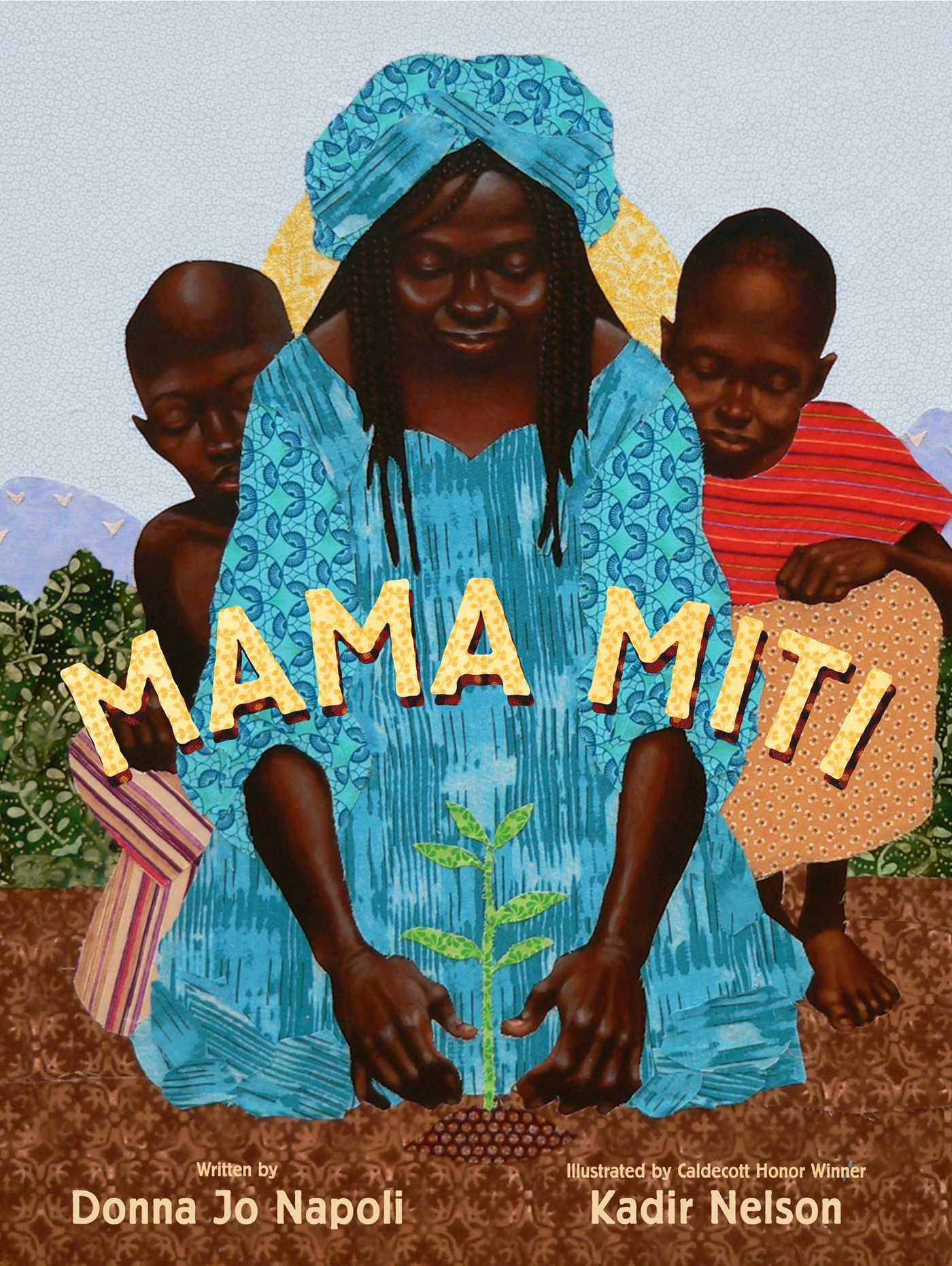 Mama miti 9781442459021 hr