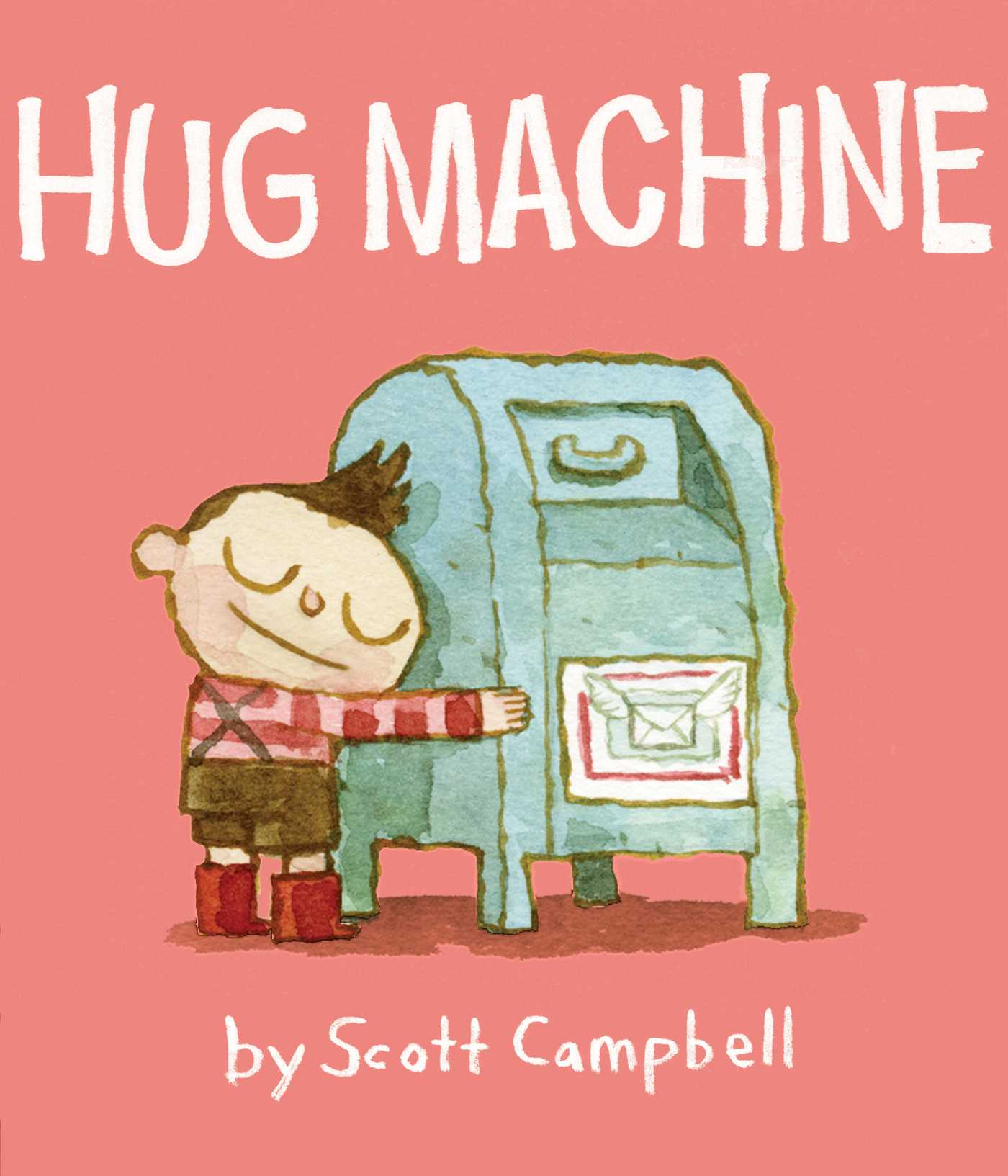 Hug machine 9781442459359 hr